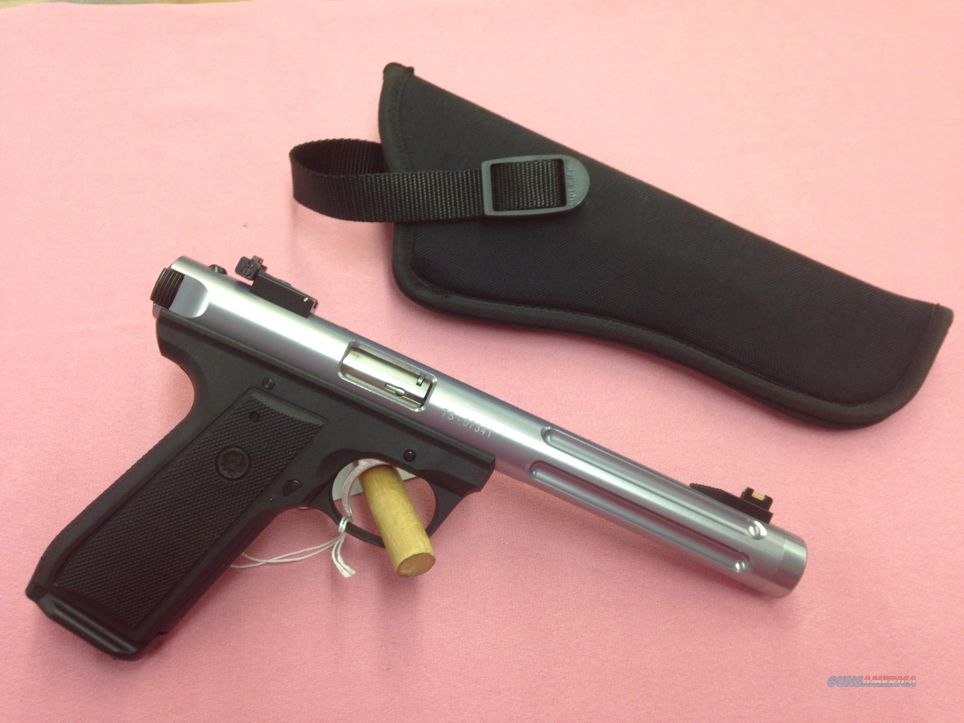 Ruger 22/45 with tactical solutions upper  Guns > Pistols > Ruger Semi-Auto Pistols > 22/45