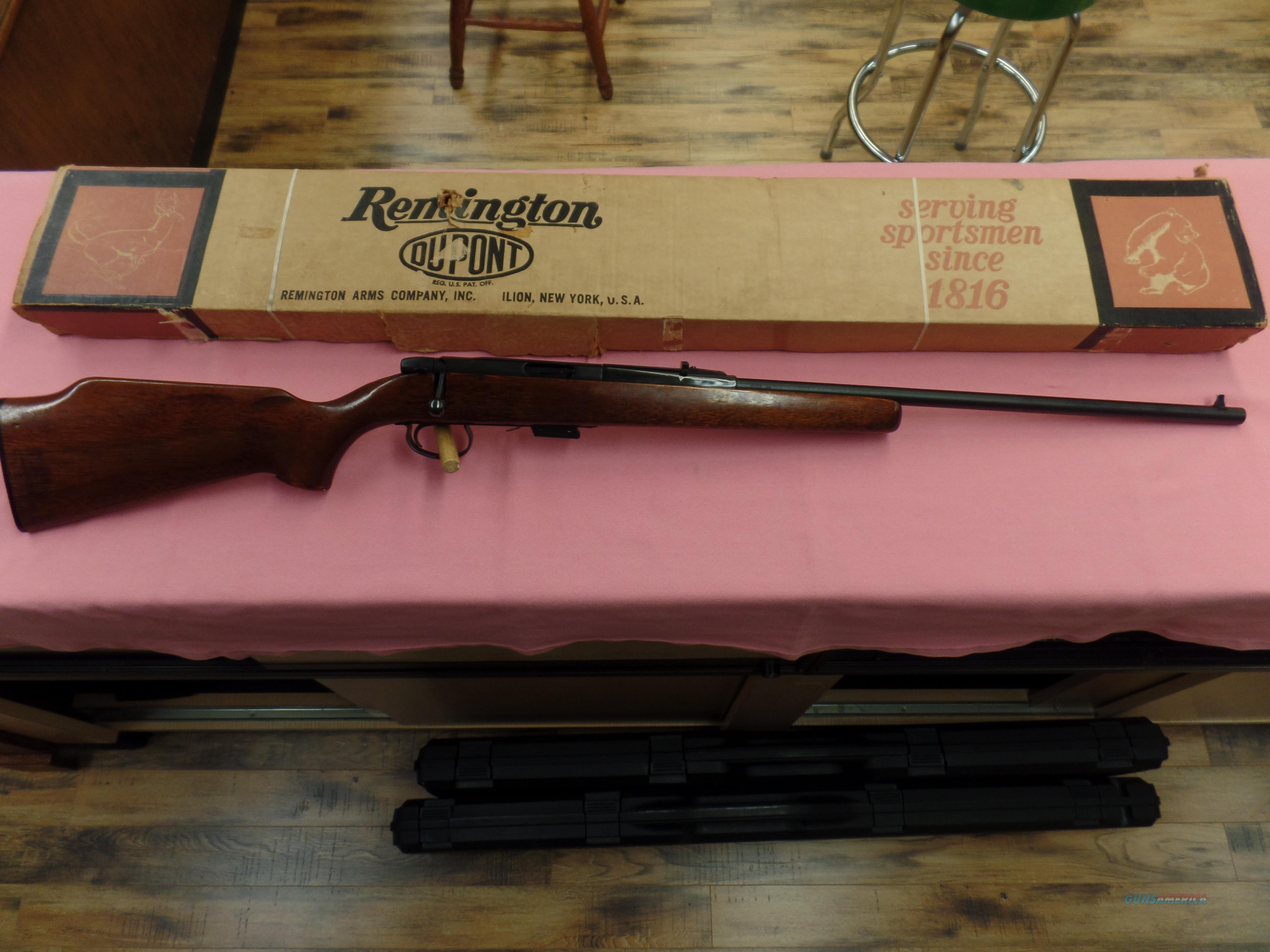 Remington Model 591M - 5mm Magnum   Guns > Rifles > Remington Rifles - Modern > Bolt Action Non-Model 700 > Sporting