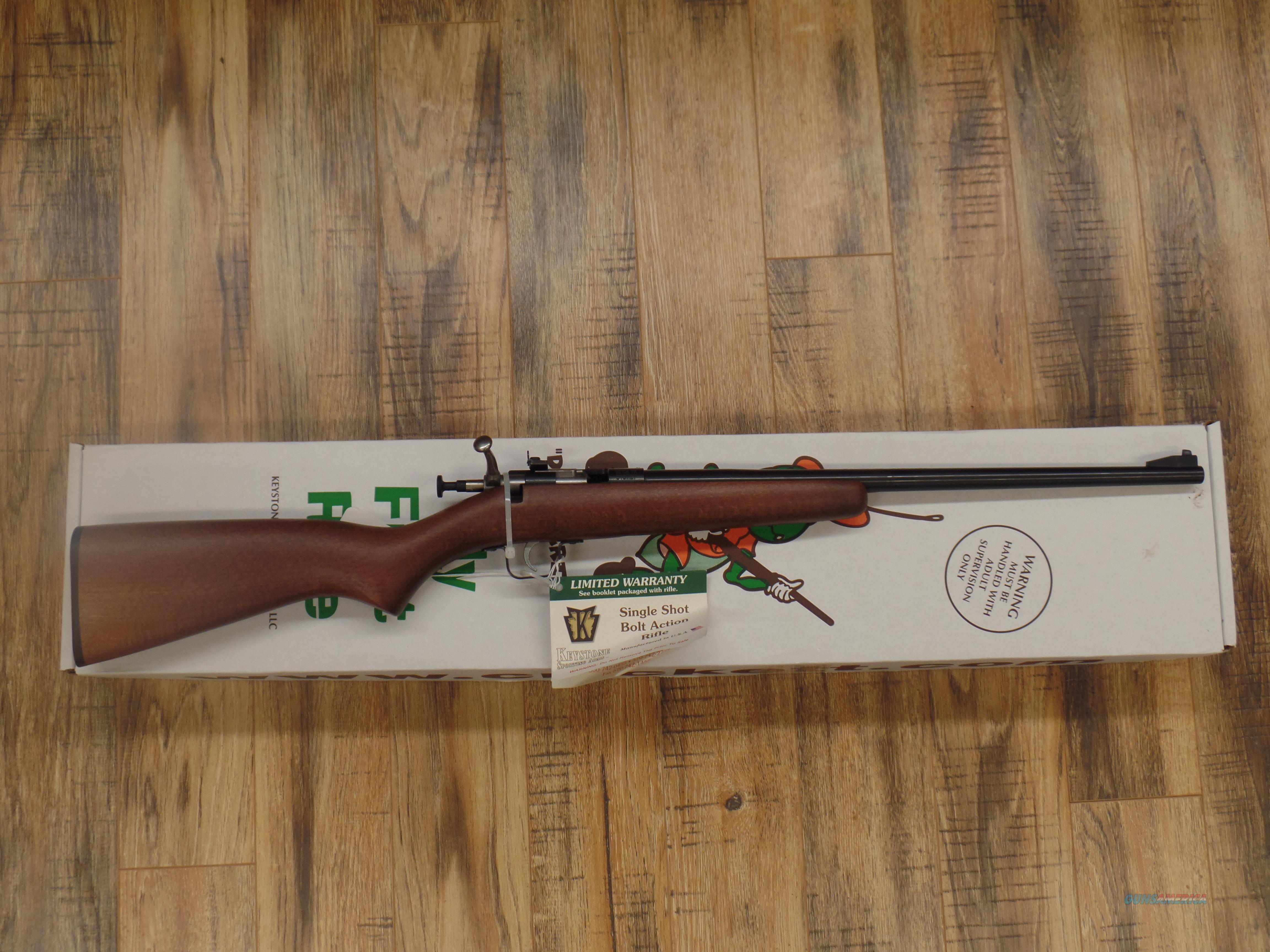 Keystone Arms Crickett Wood (22 LR)  Guns > Rifles > Crickett-Keystone Rifles