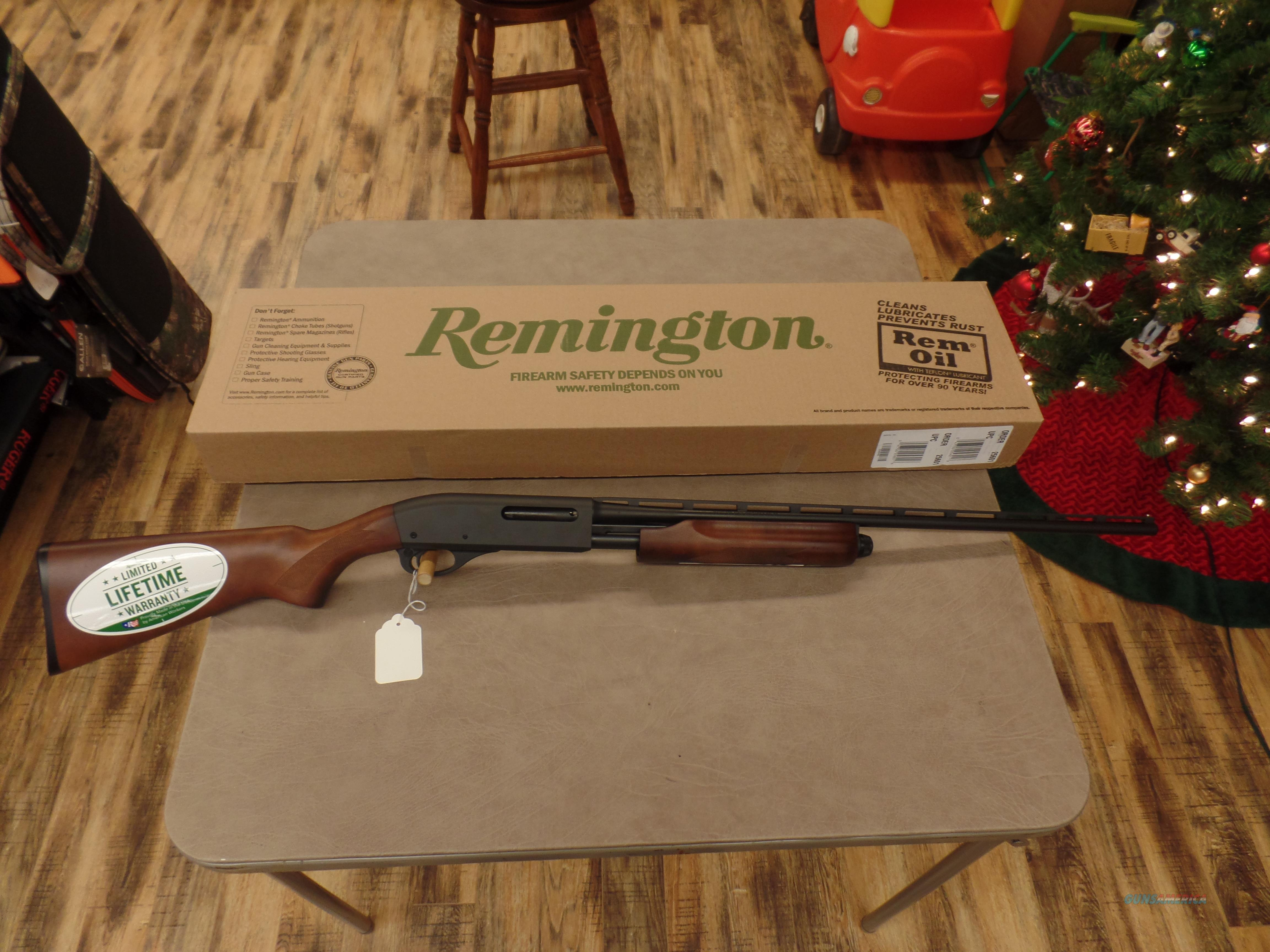 Remington Model 870 Express (410 Gauge)  Guns > Shotguns > Remington Shotguns  > Pump > Hunting