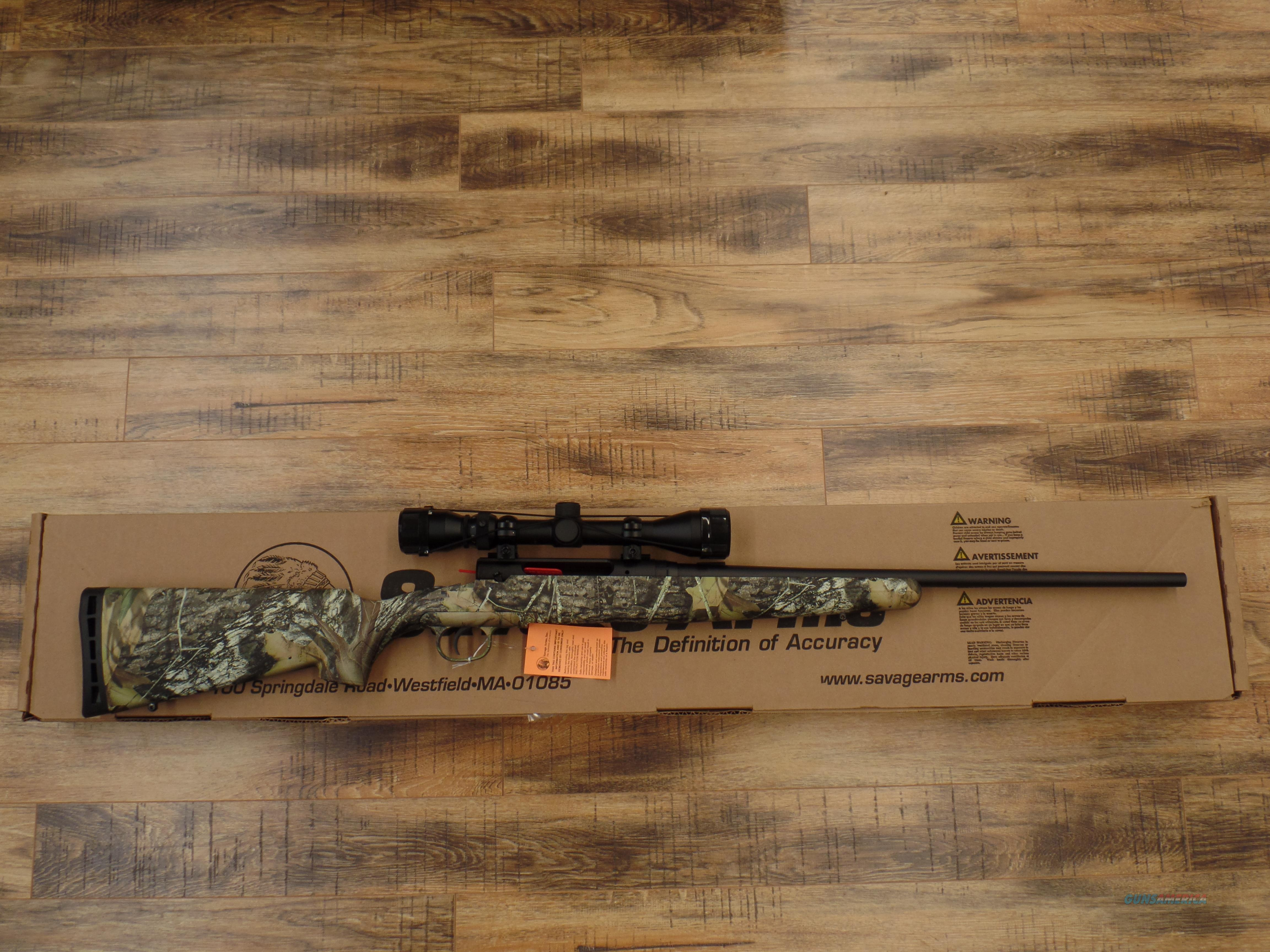 Savage Axis Camo 7mm08  Guns > Rifles > Savage Rifles > Axis