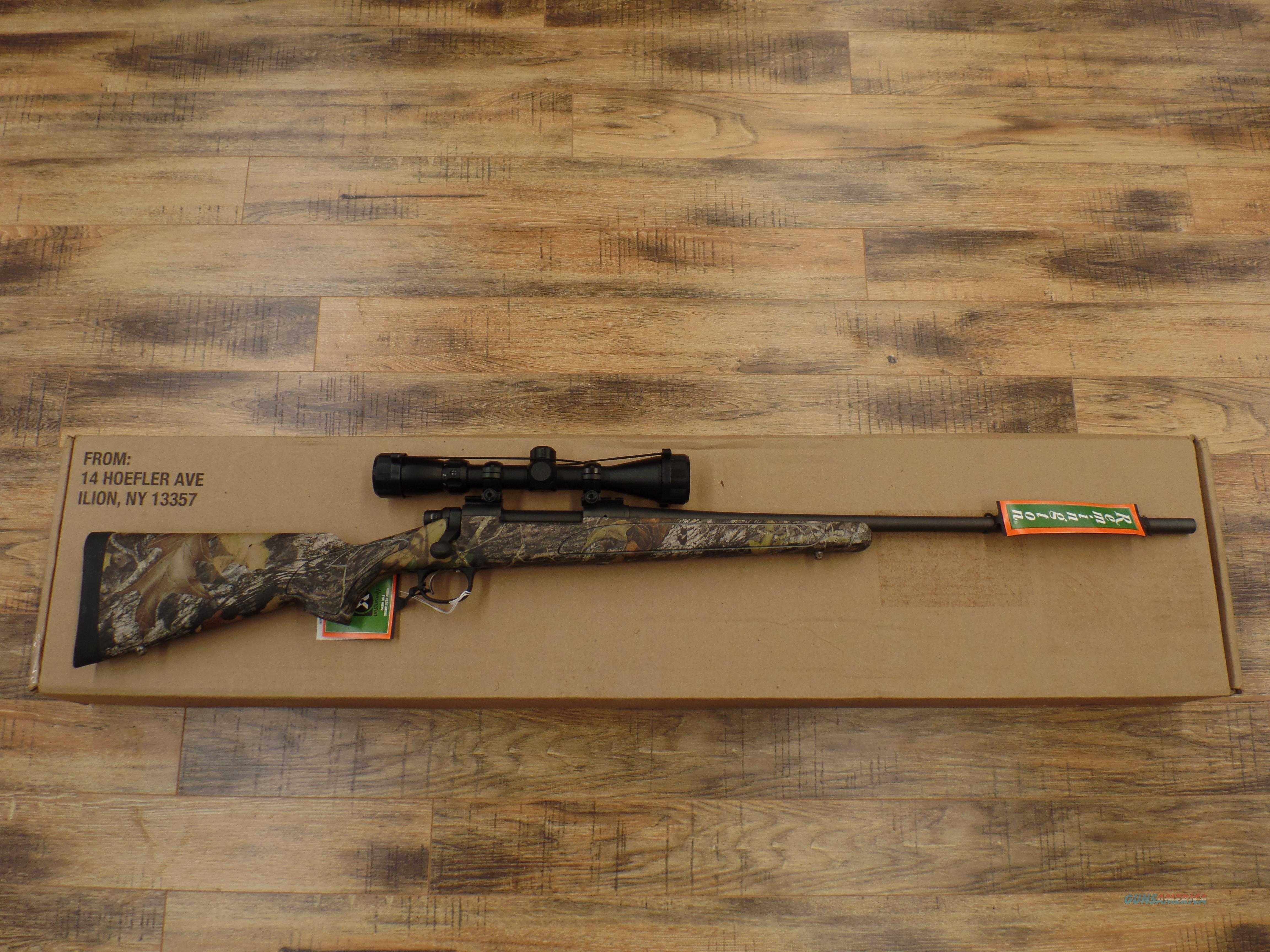 Remington 700 ADL Camo  Guns > Rifles > Remington Rifles - Modern > Model 700 > Sporting