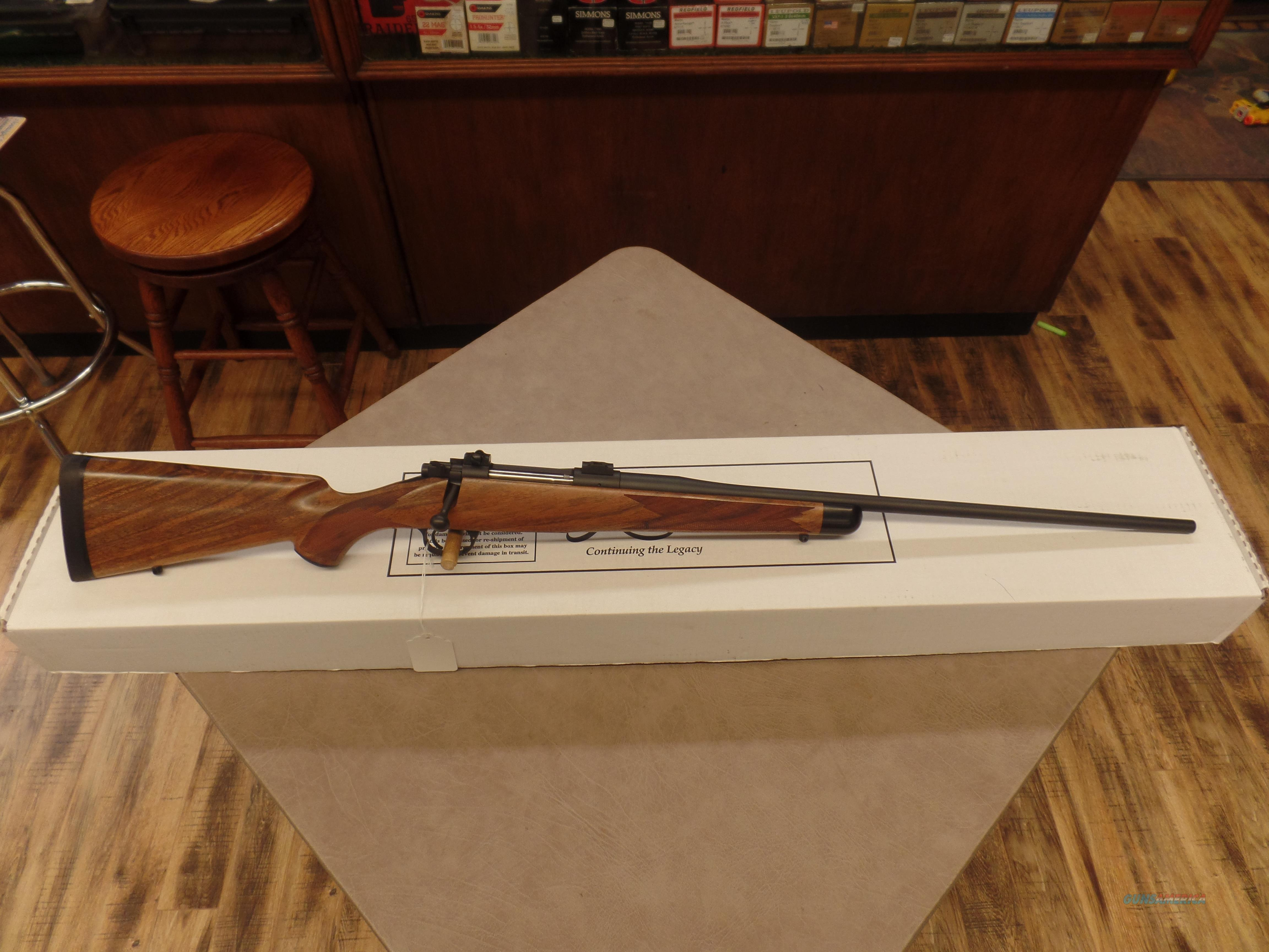Kimber Model 84L With French Walnut (270)  Guns > Rifles > Kimber of America Rifles