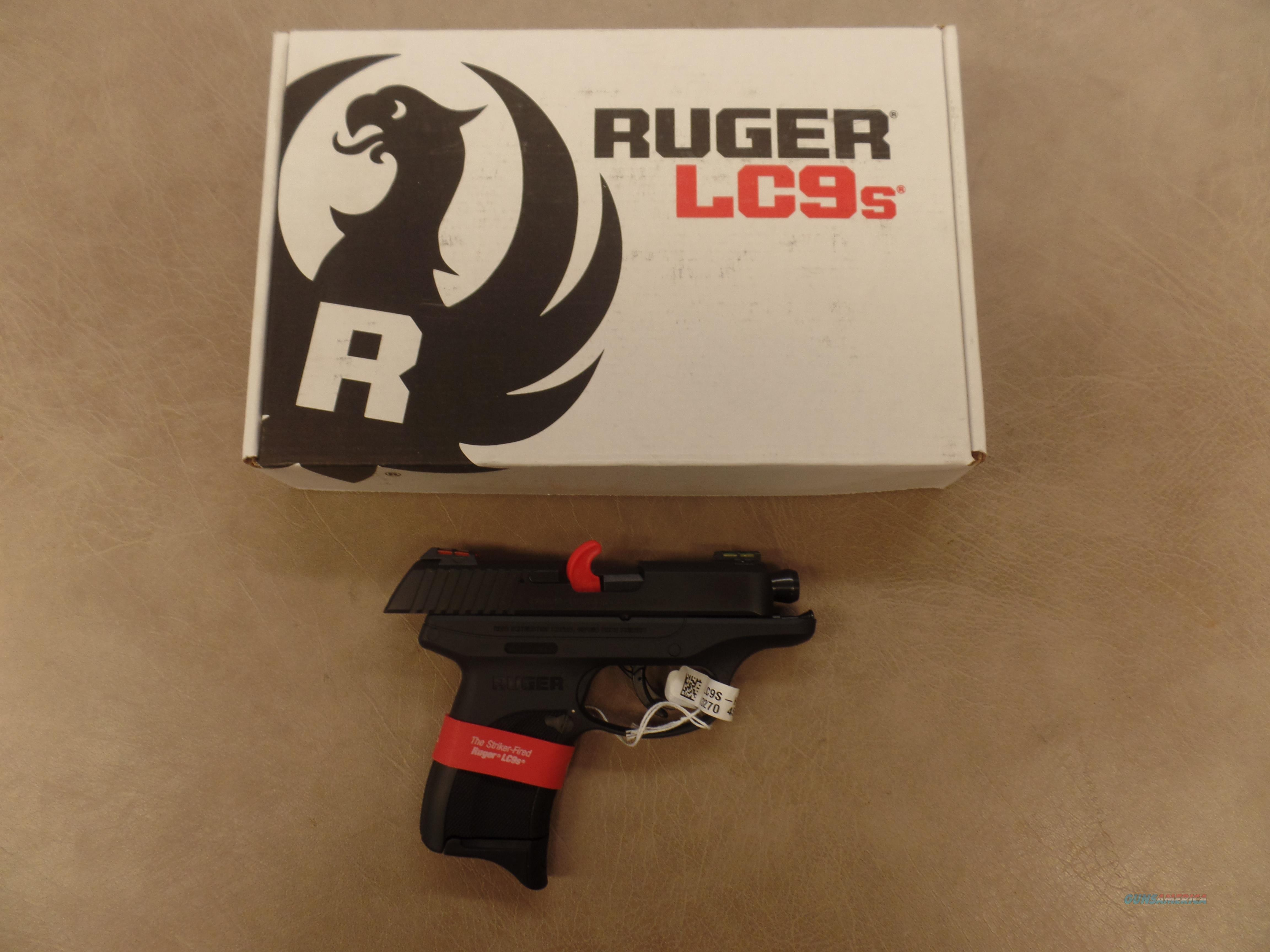 Ruger LCP-S With Fiber Optic Sights (9mm)  Guns > Pistols > Ruger Semi-Auto Pistols > LC9