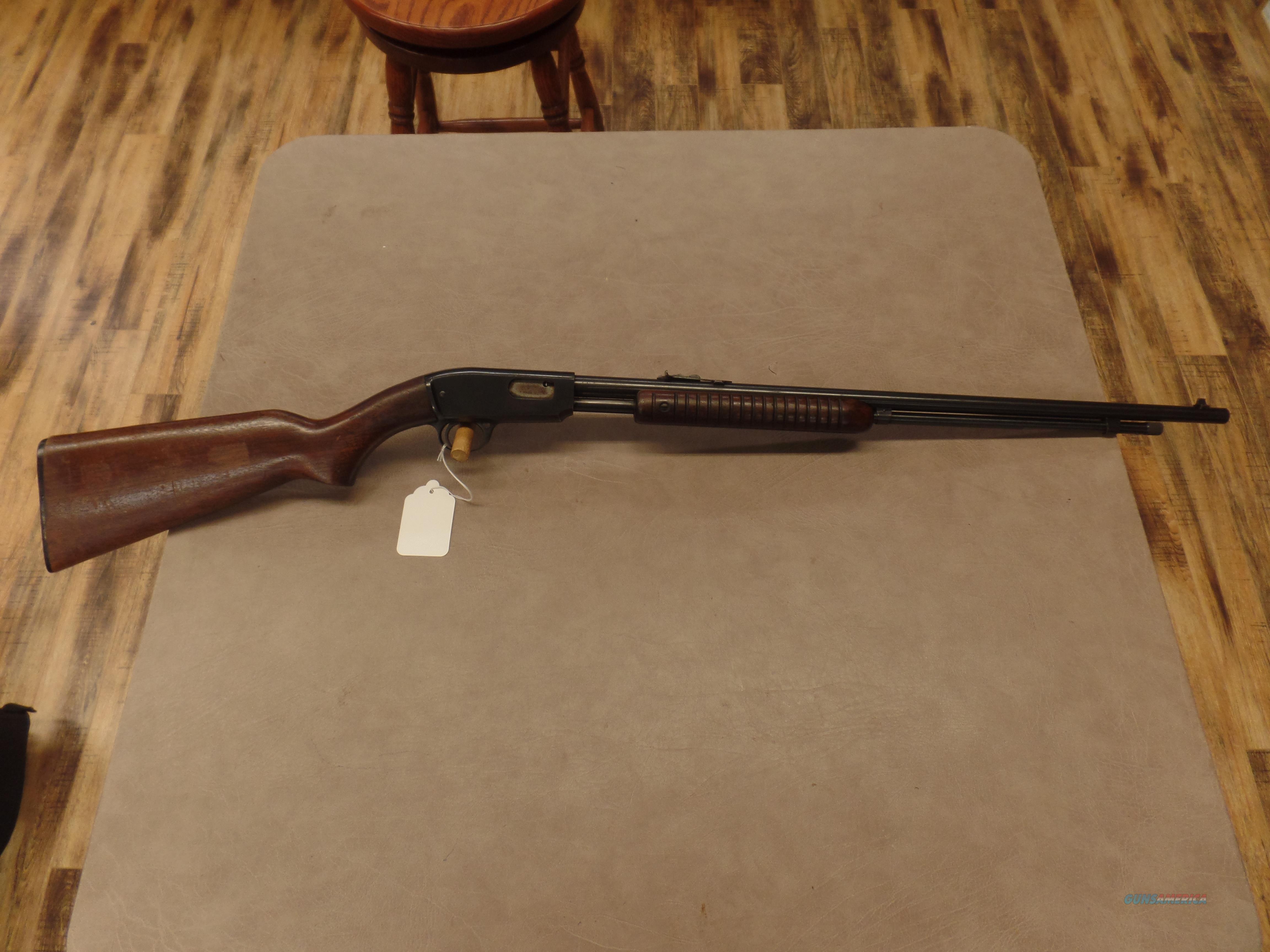 Winchester Model 61 1959 (22 Mag)  Guns > Rifles > Winchester Rifles - Modern Pump