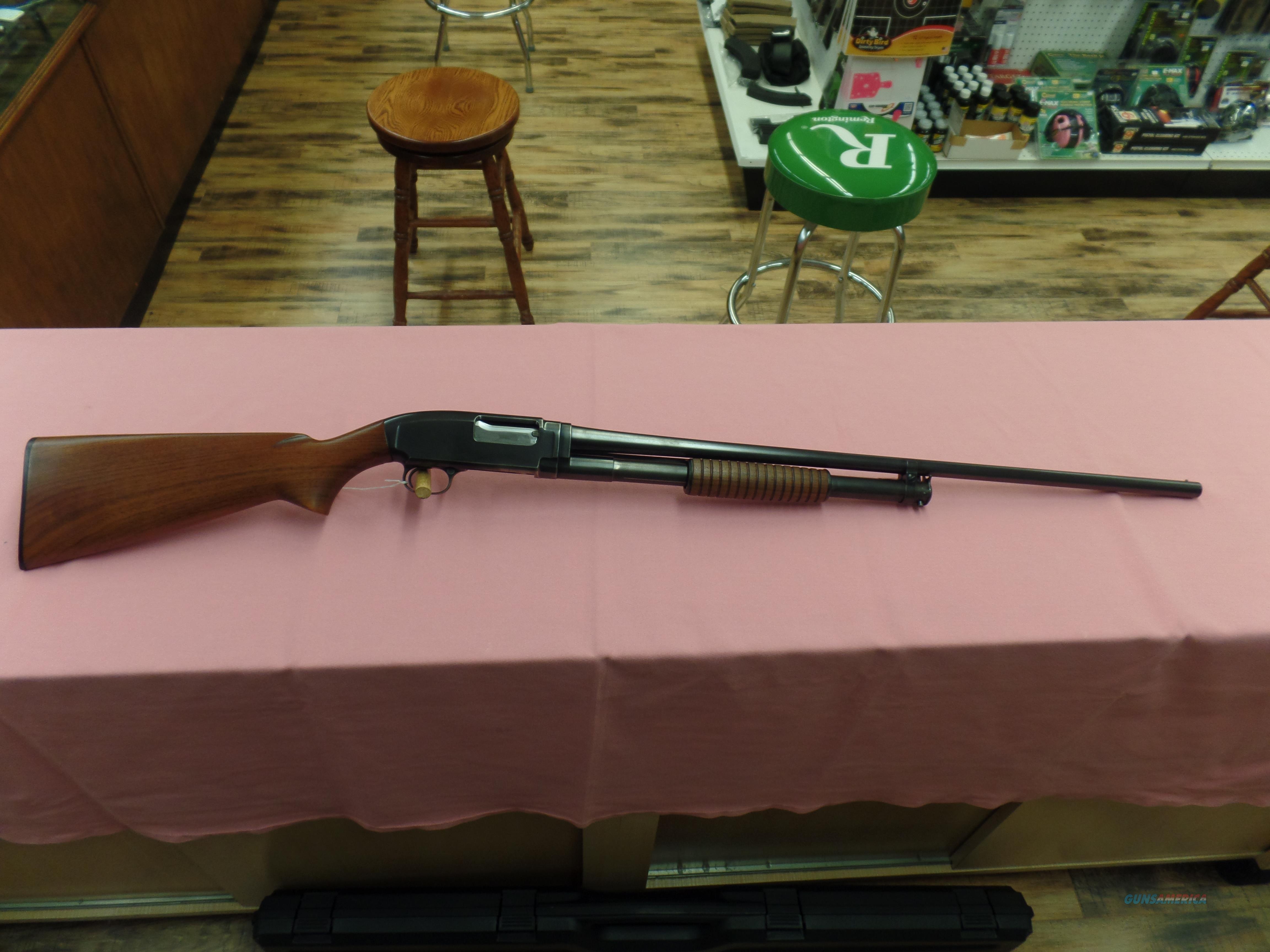 Winchester Model 12--20 gauge  Guns > Shotguns > Winchester Shotguns - Modern > Pump Action > Hunting