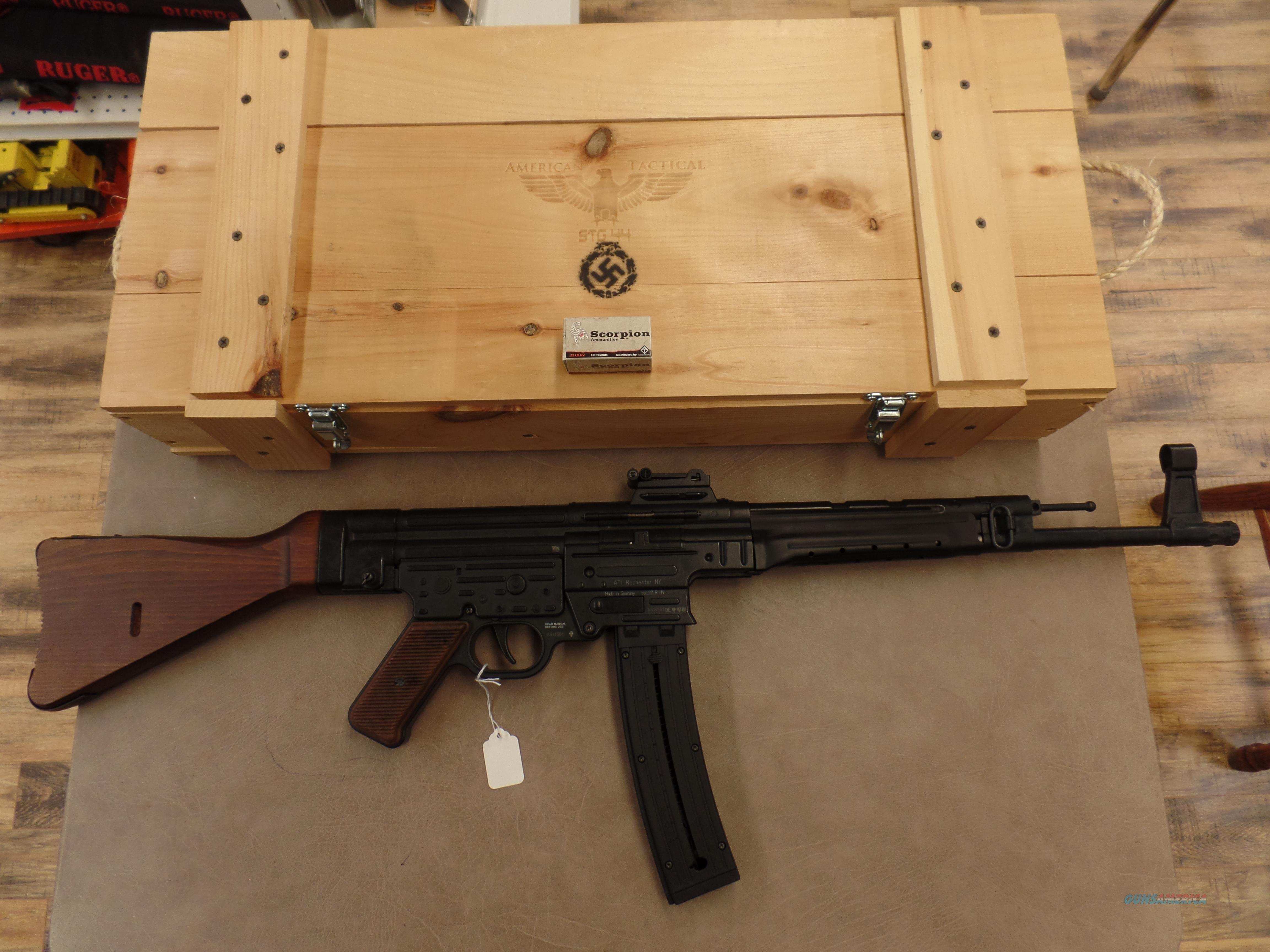 American Tactical Schmeisser STG 44  Guns > Rifles > American Tactical Imports Rifles