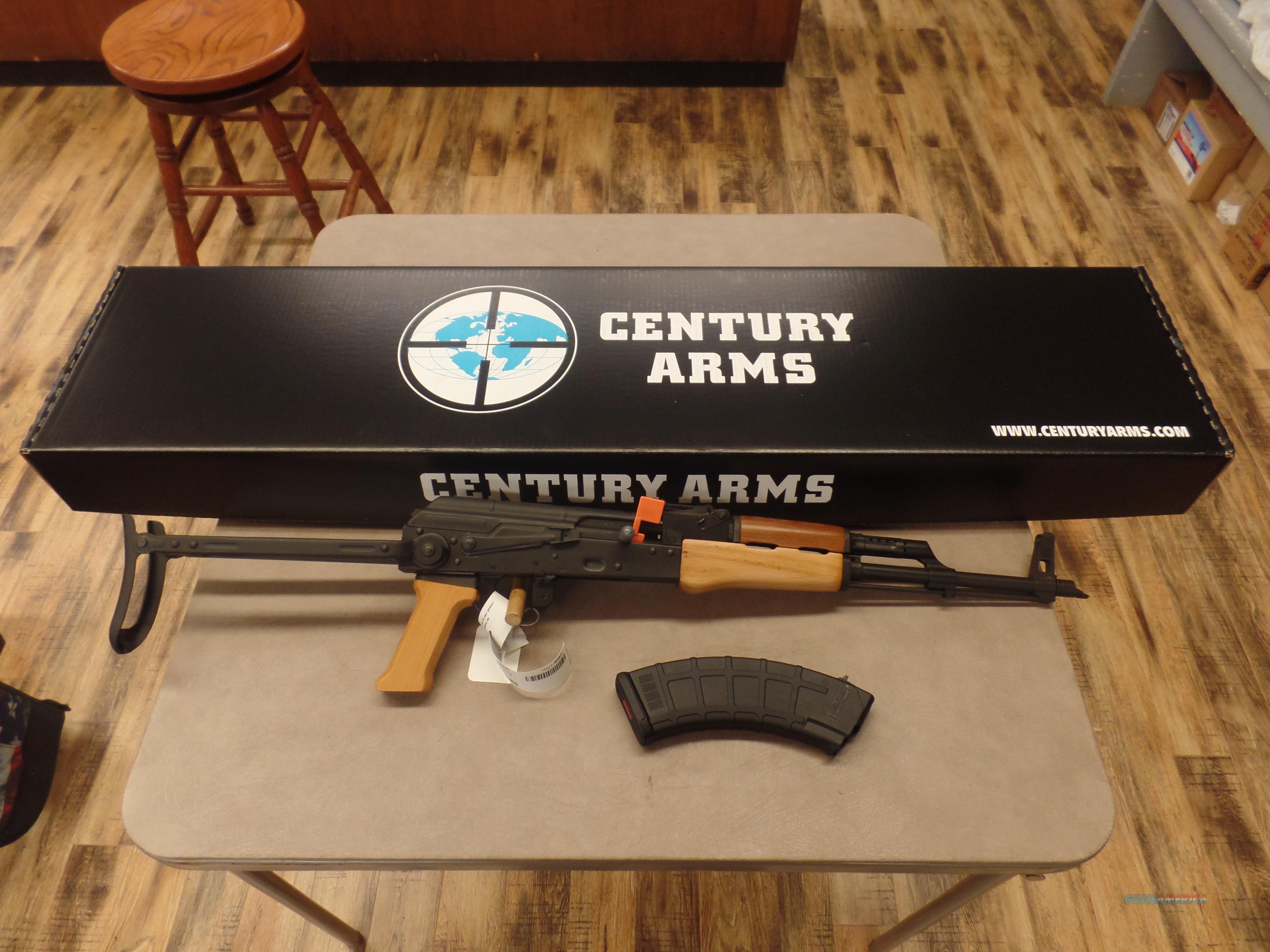 Century Arms Folding Stock AK-47 (7.62x39)  Guns > Rifles > Century International Arms - Rifles > Rifles