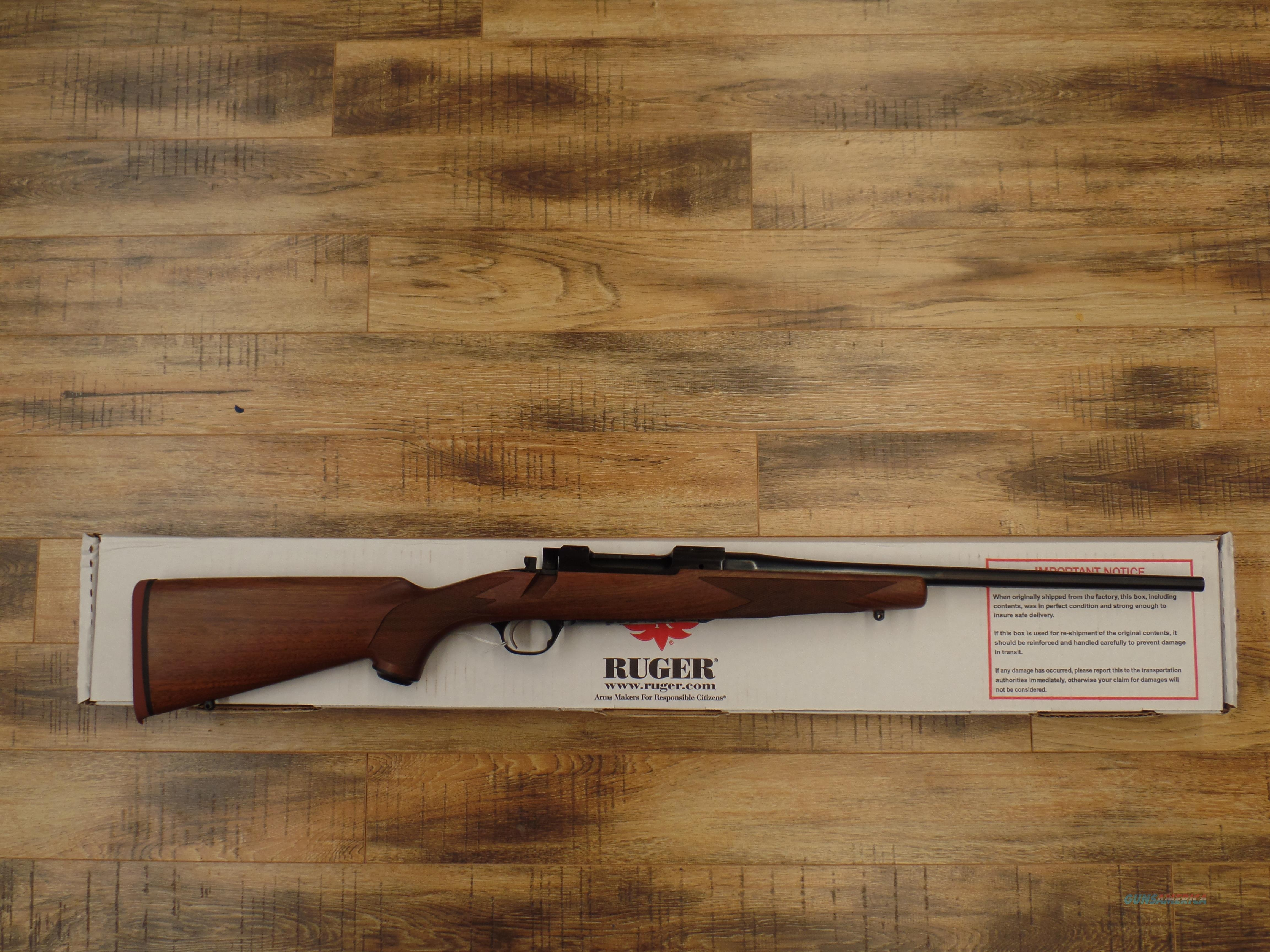 Ruger M-77 Hawk Eye Compact (7mm08)  Guns > Rifles > Ruger Rifles > Model 77