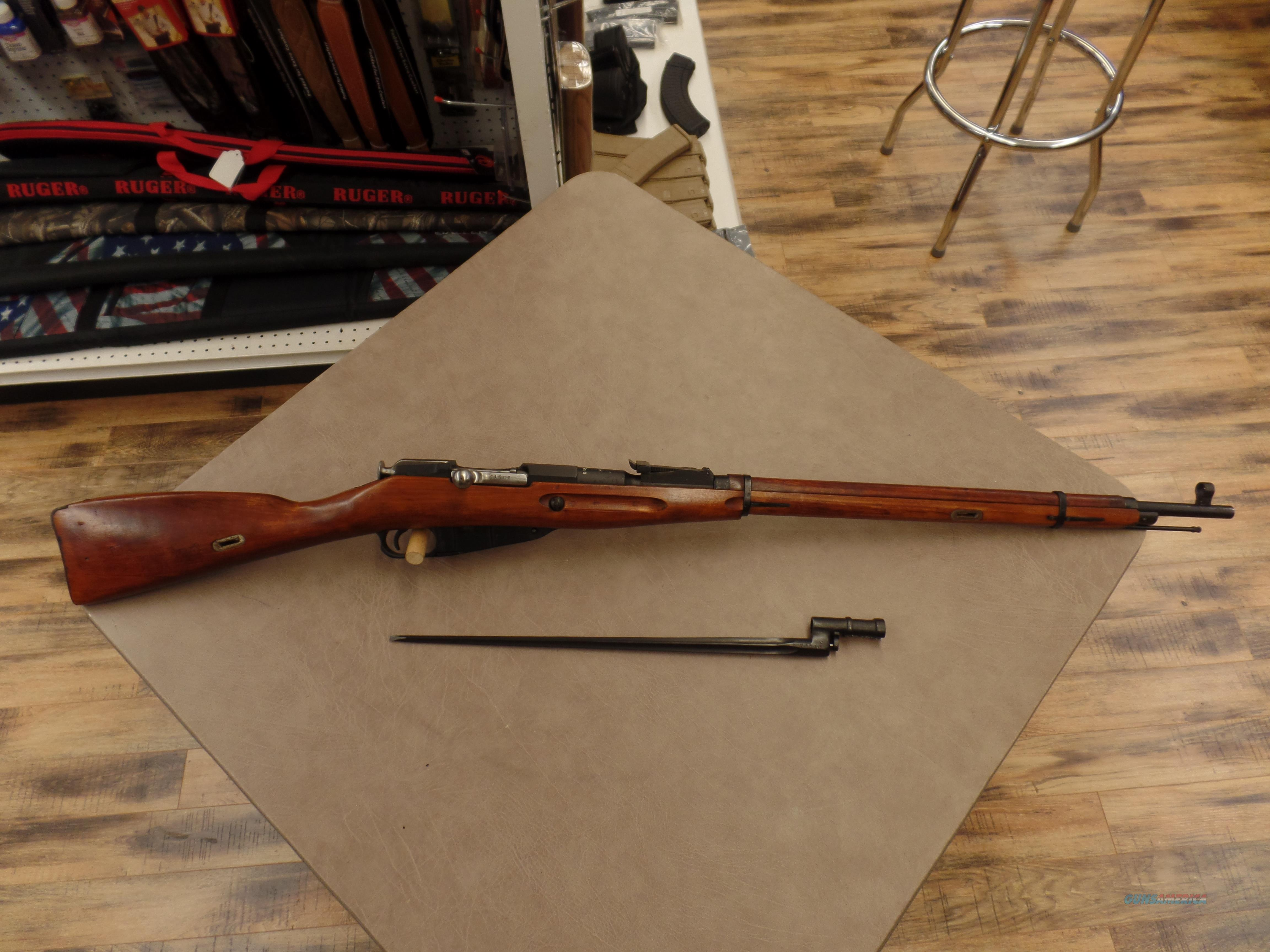 1934 Mosin Nagant 91/30  Guns > Rifles > Military Misc. Rifles Non-US > Other