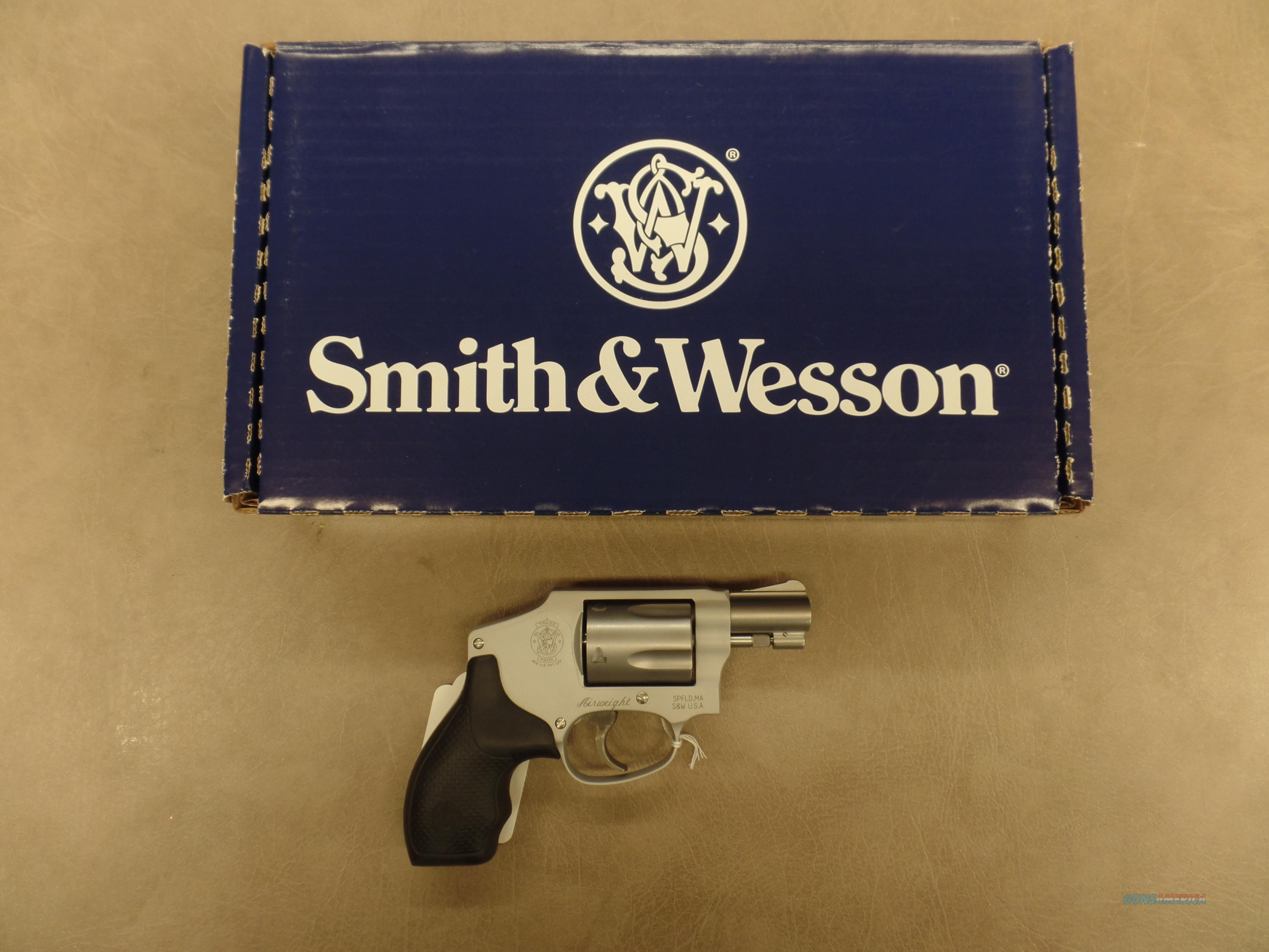 Smith & Wessin Airweight Model 642  Guns > Pistols > Smith & Wesson Revolvers > Pocket Pistols
