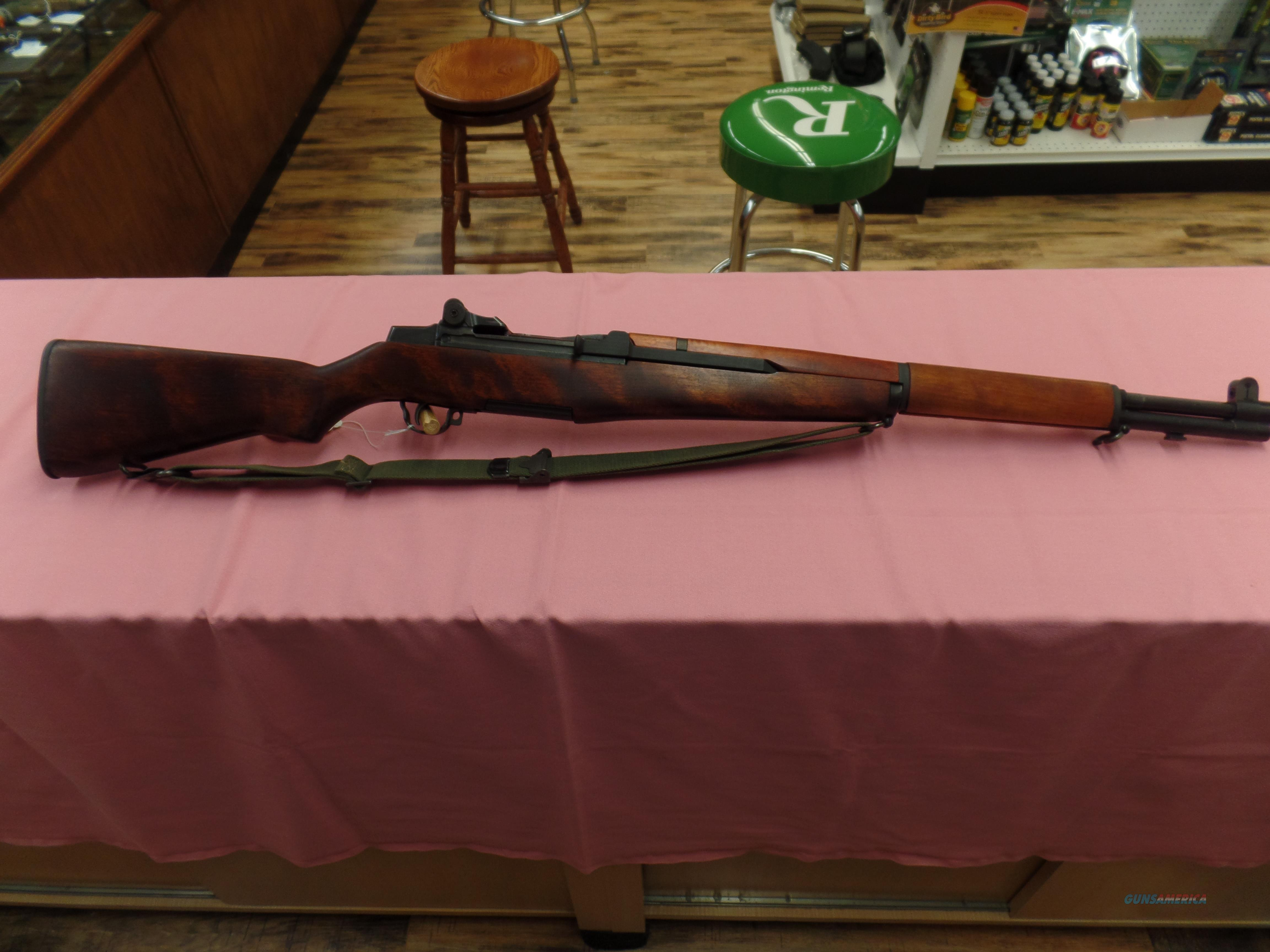 H & R M1 Garand--  Guns > Rifles > Harrington & Richardson Rifles