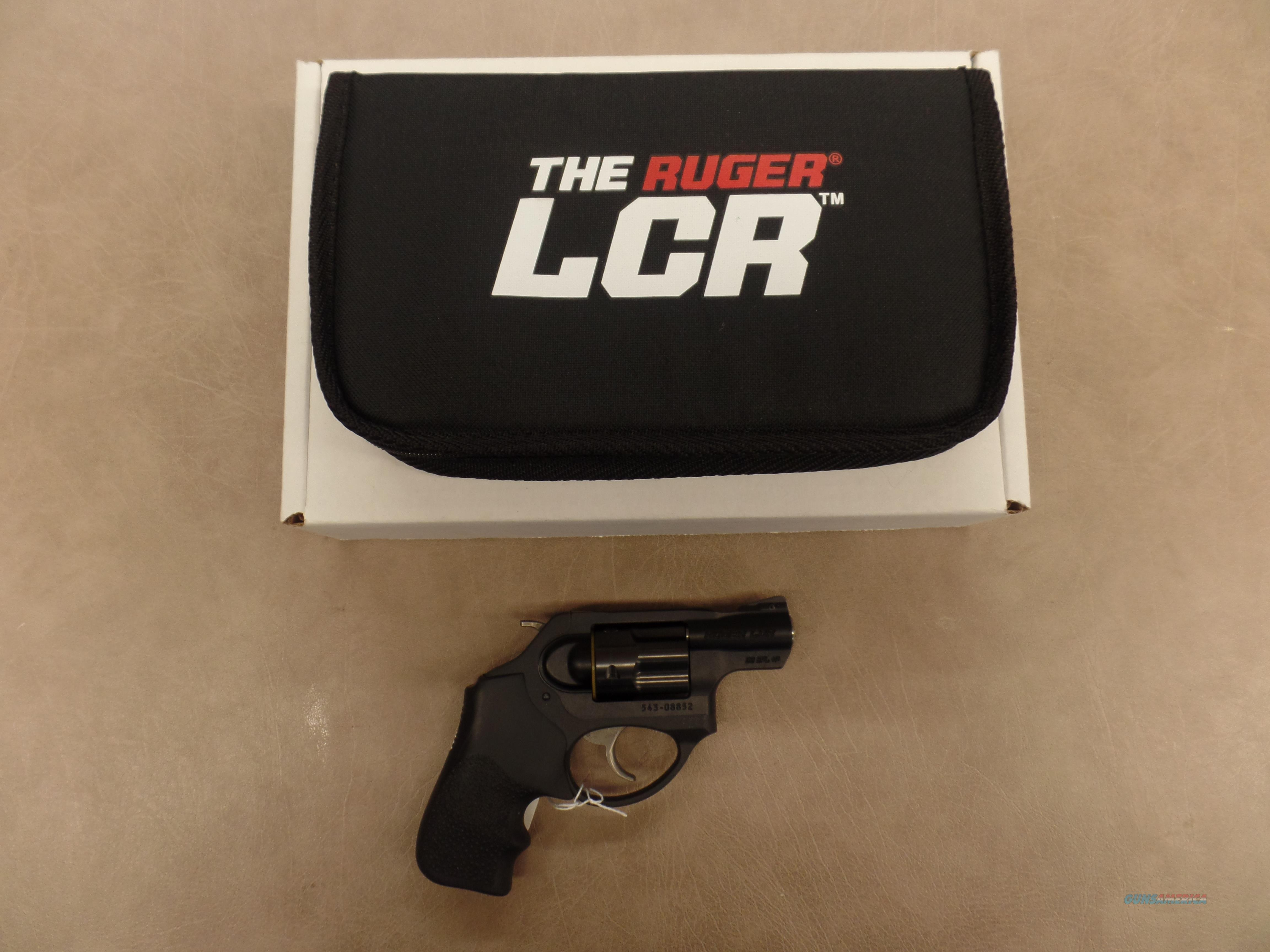 Ruger LCR 38 Special  Guns > Pistols > Ruger Double Action Revolver > LCR