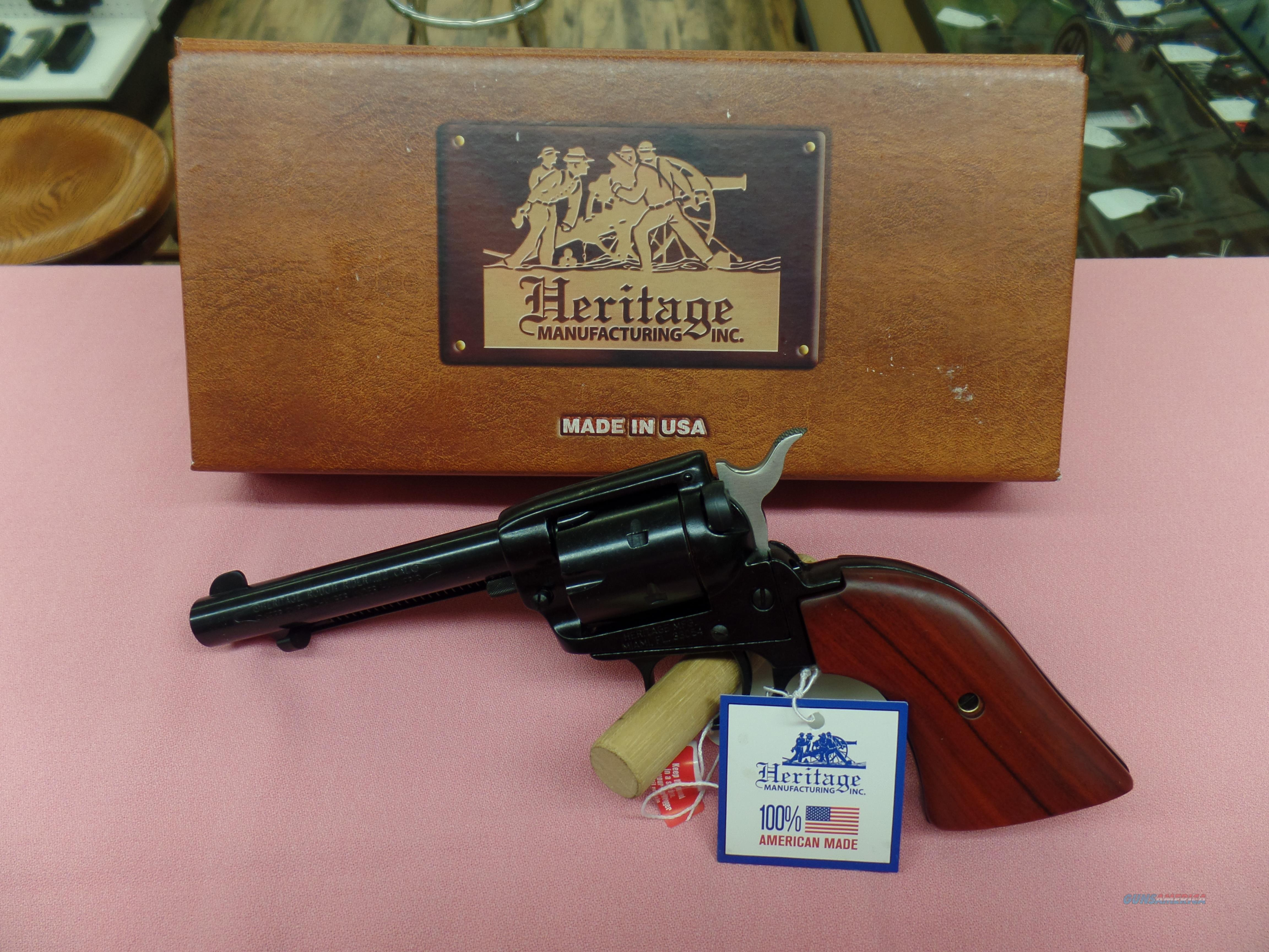 Heritage Arms Rough Rider -- .22 long rifle  Guns > Pistols > Heritage