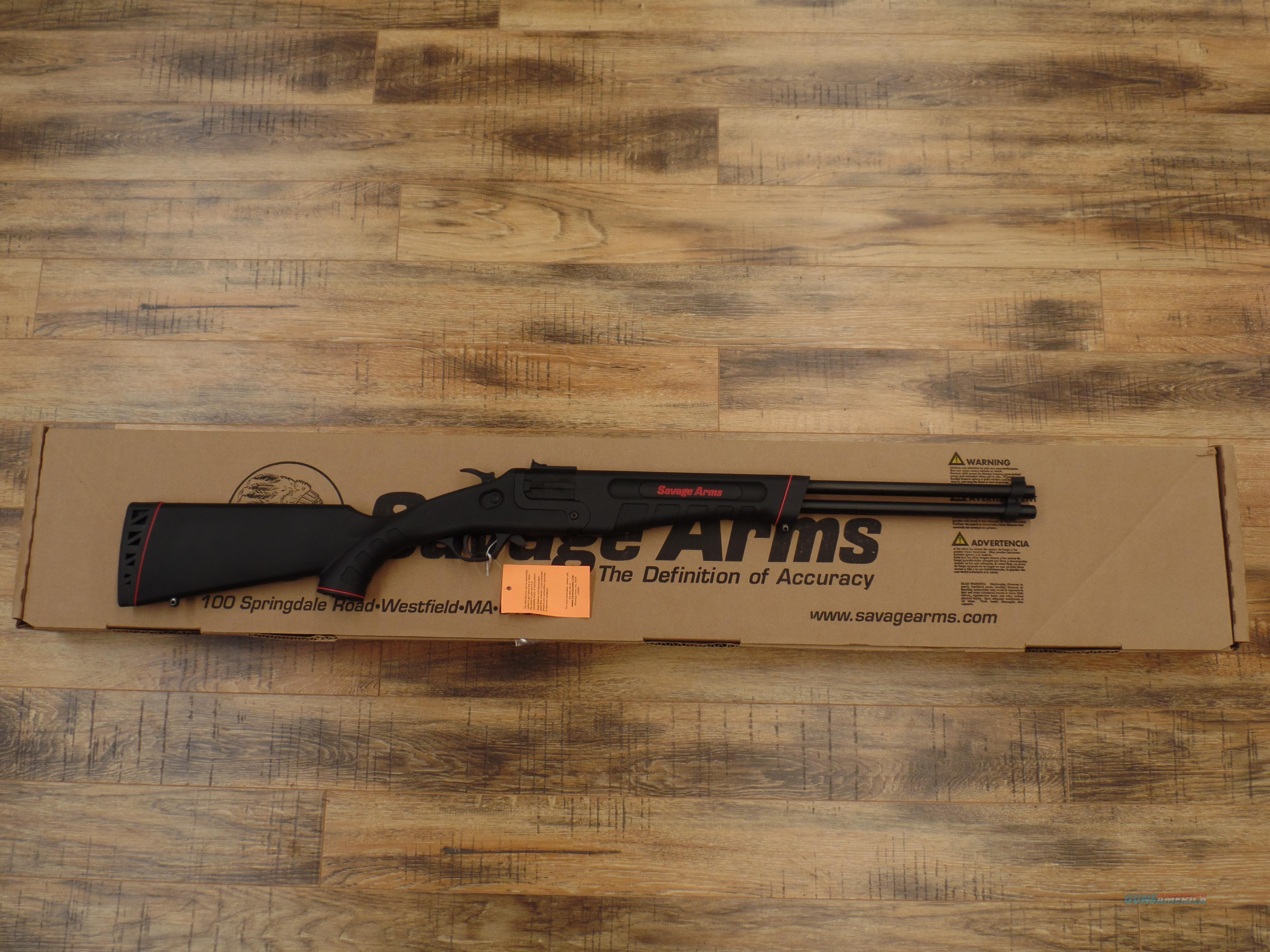 Savage Model 42 (22MAG/410)  Guns > Rifles > Savage Rifles > 42