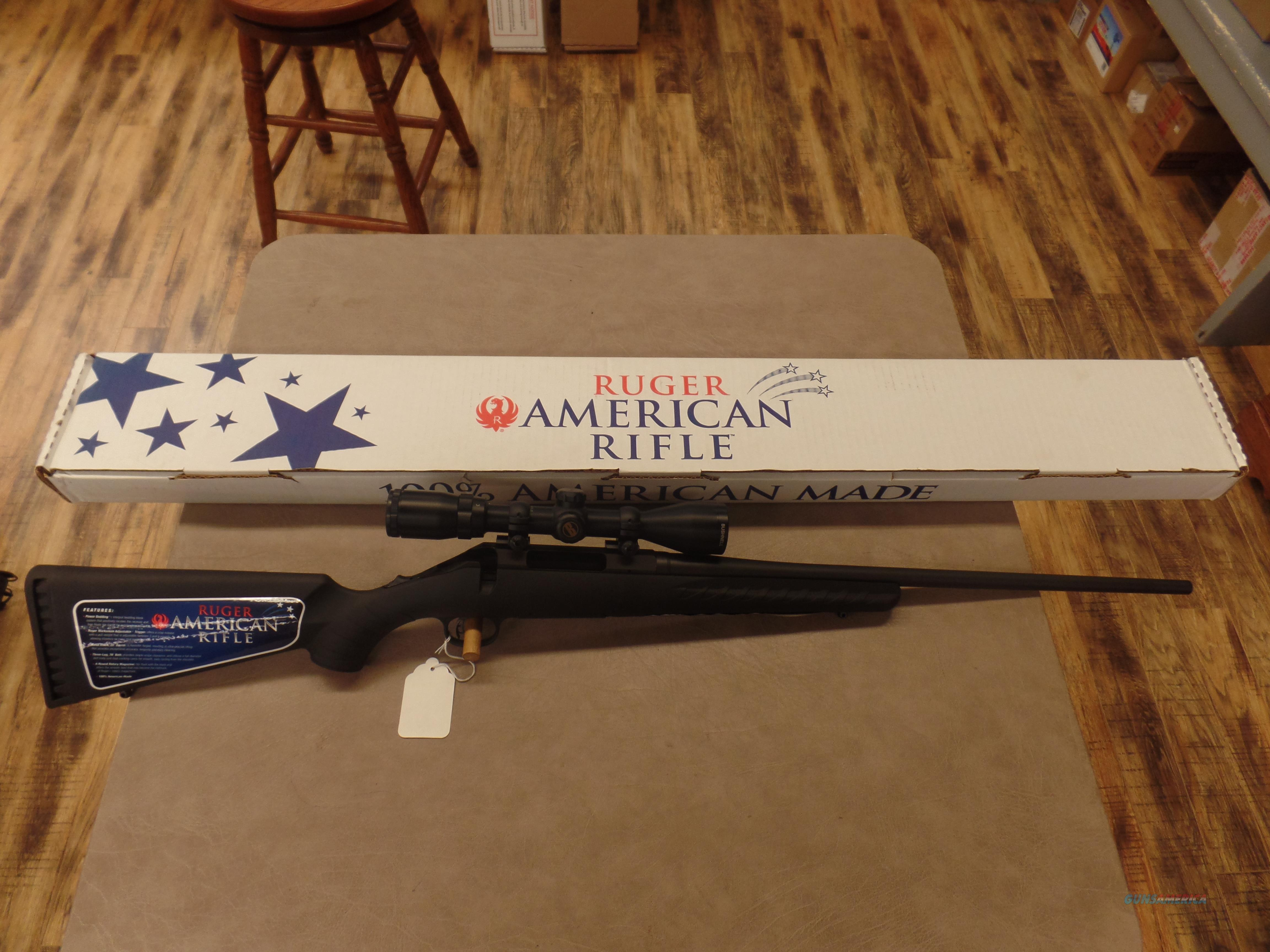 Ruger American (7mm08)  Guns > Rifles > Ruger Rifles > American Rifle