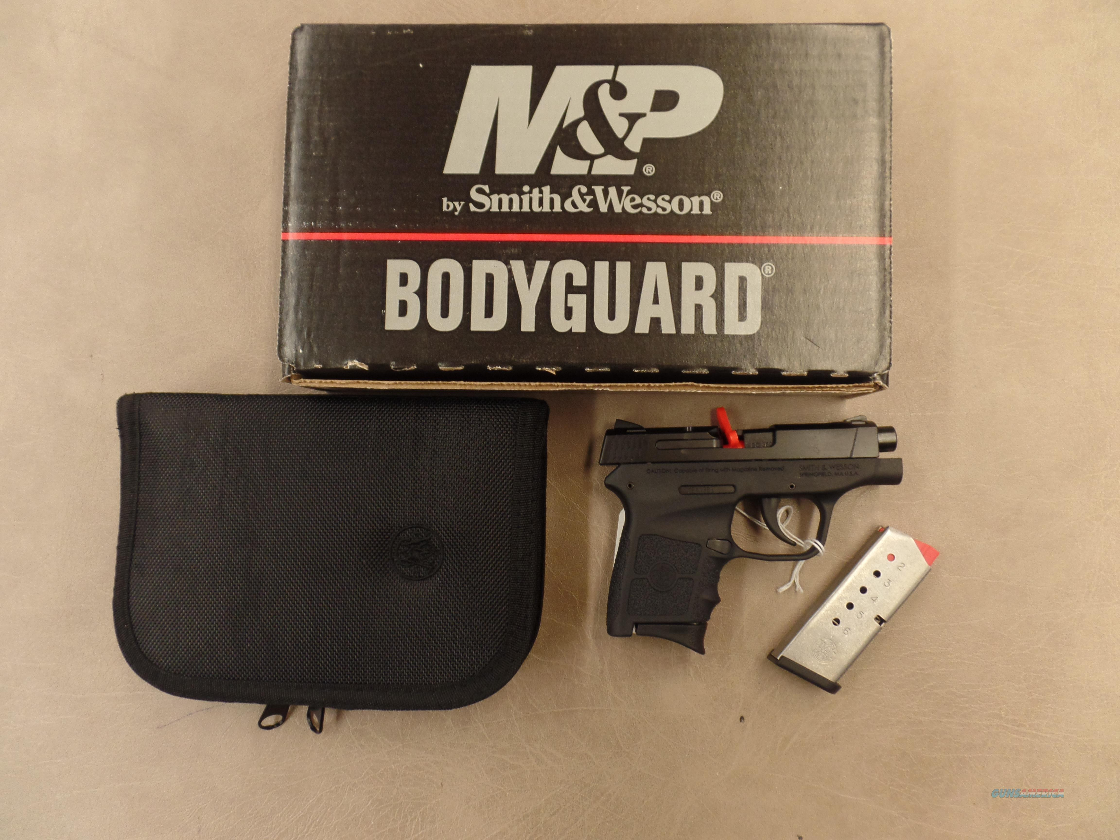 Smith & Wesson Bodyguard 380 ACP.  Guns > Pistols > Smith & Wesson Pistols - Autos > Polymer Frame