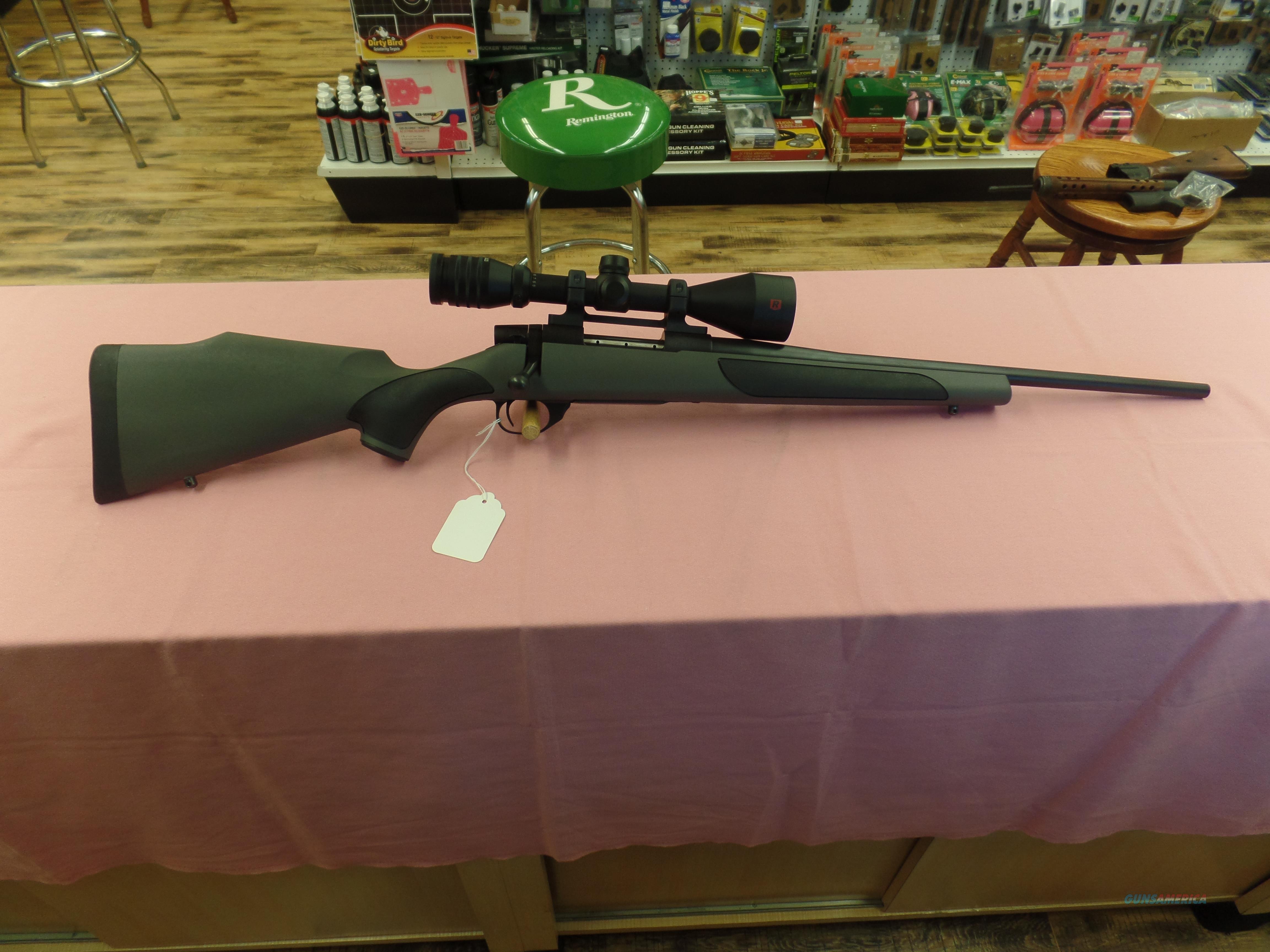 "Weatherby Vanguard (308) 20"" Barrel With Redfield Revenge 3-9X52 Accu-Ranger  Guns > Rifles > Weatherby Rifles > Sporting"
