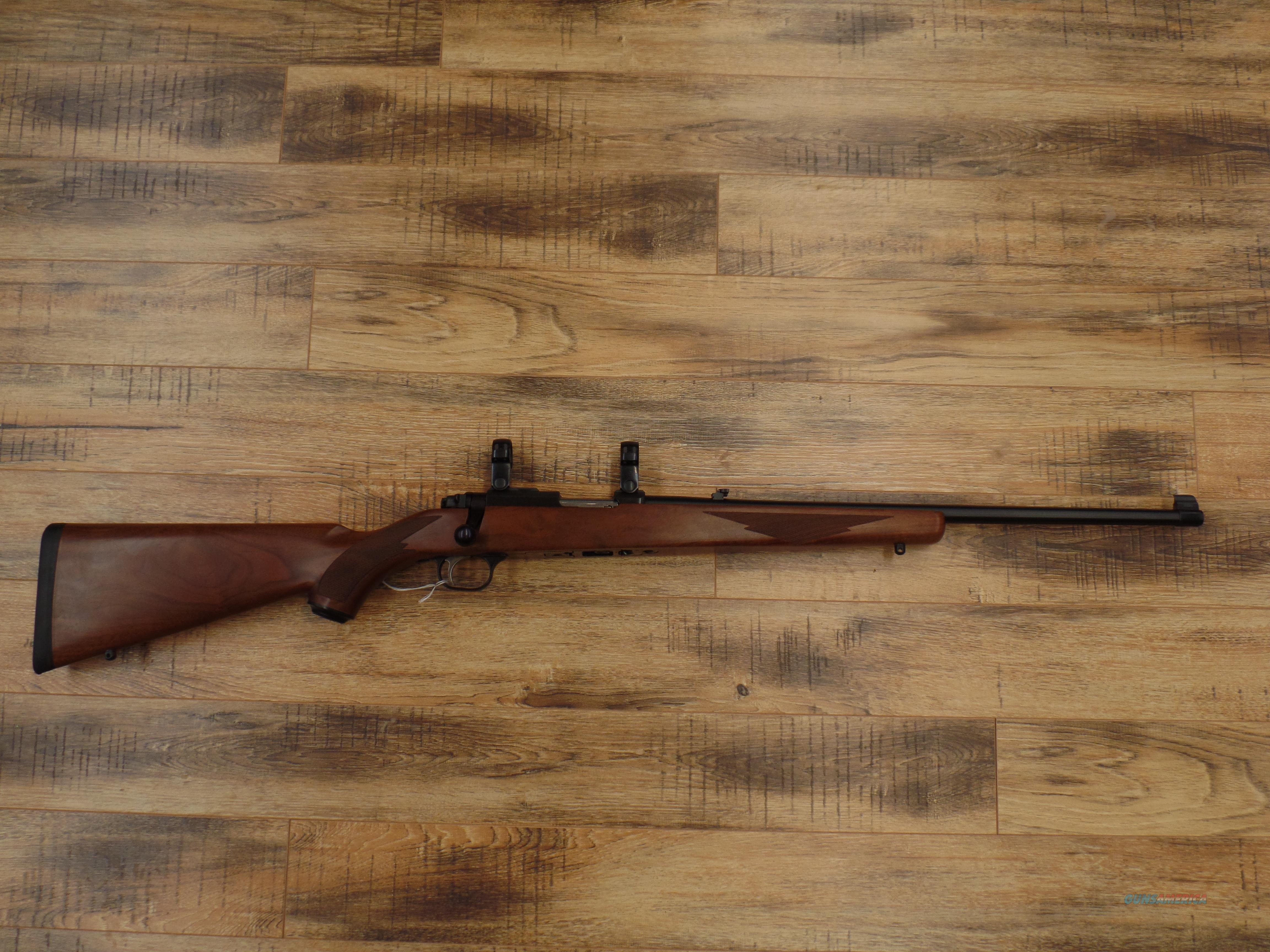 Ruger Model 77/22 (22 LR)  Guns > Rifles > Ruger Rifles > Model 77