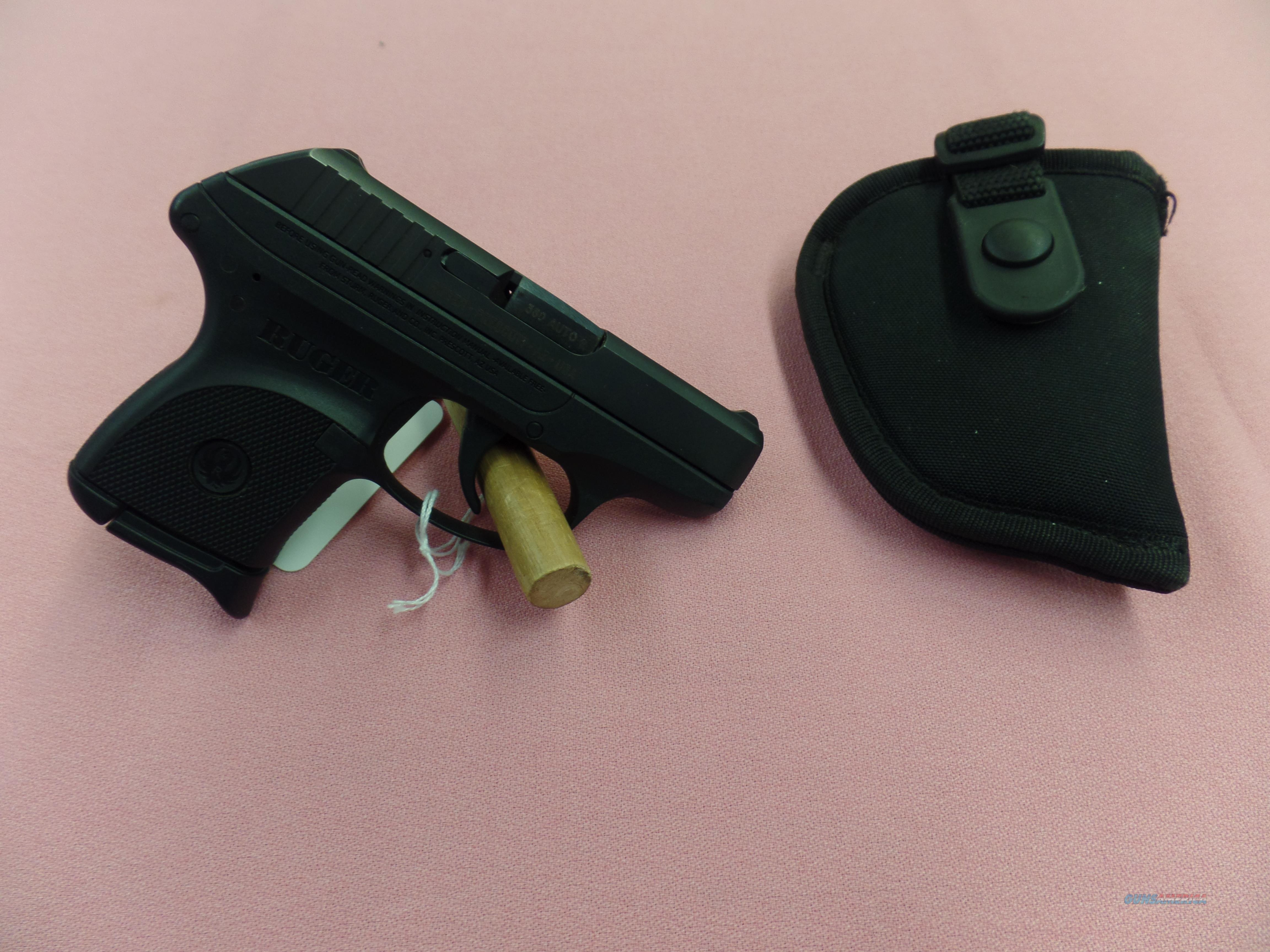 Ruger LCP-.380 auto  Guns > Pistols > Ruger Semi-Auto Pistols > LCP