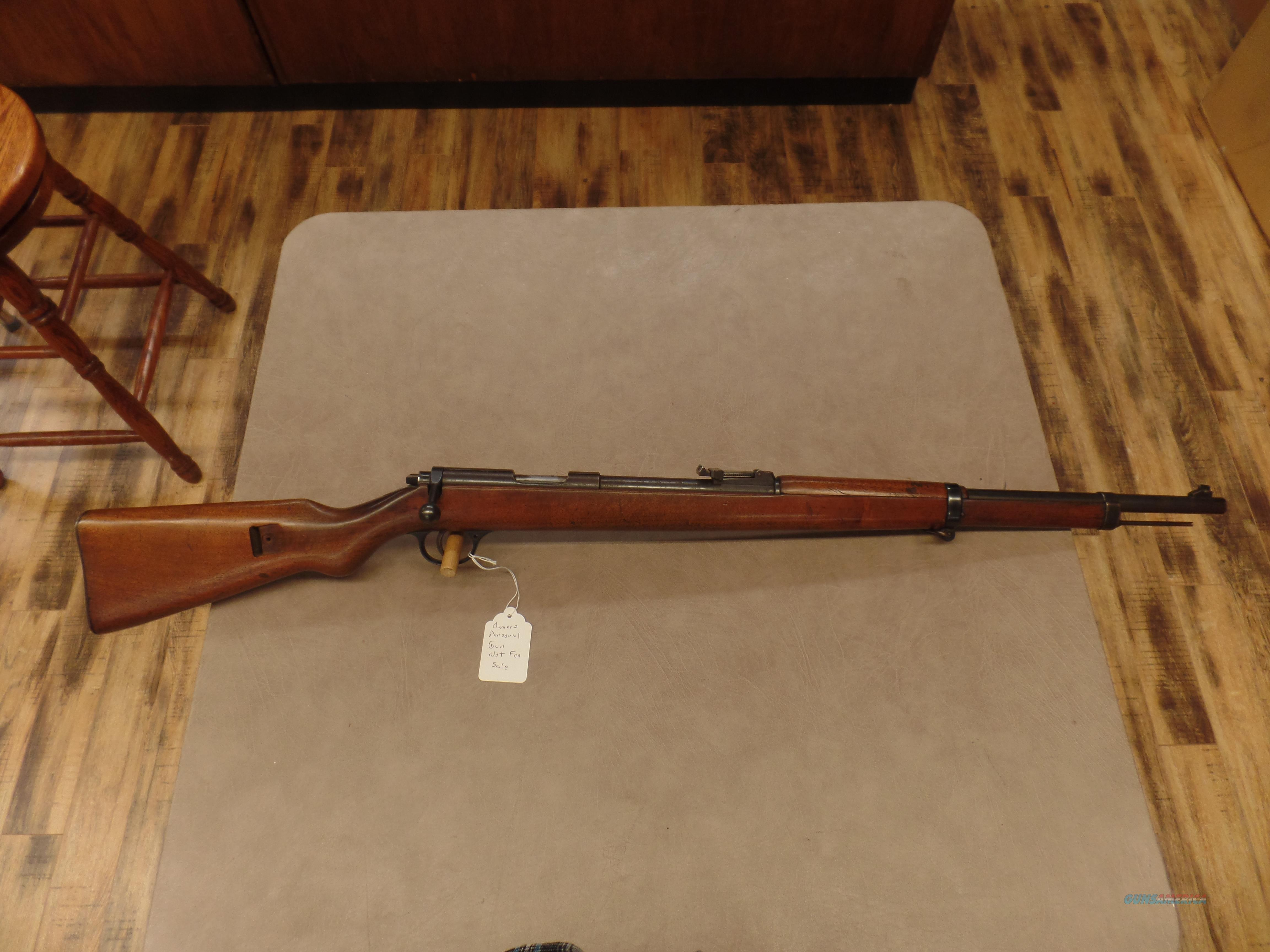WWII German Wather Sports Model Trainer VERY NICE (22LR)  Guns > Rifles > Military Misc. Rifles Non-US > Other