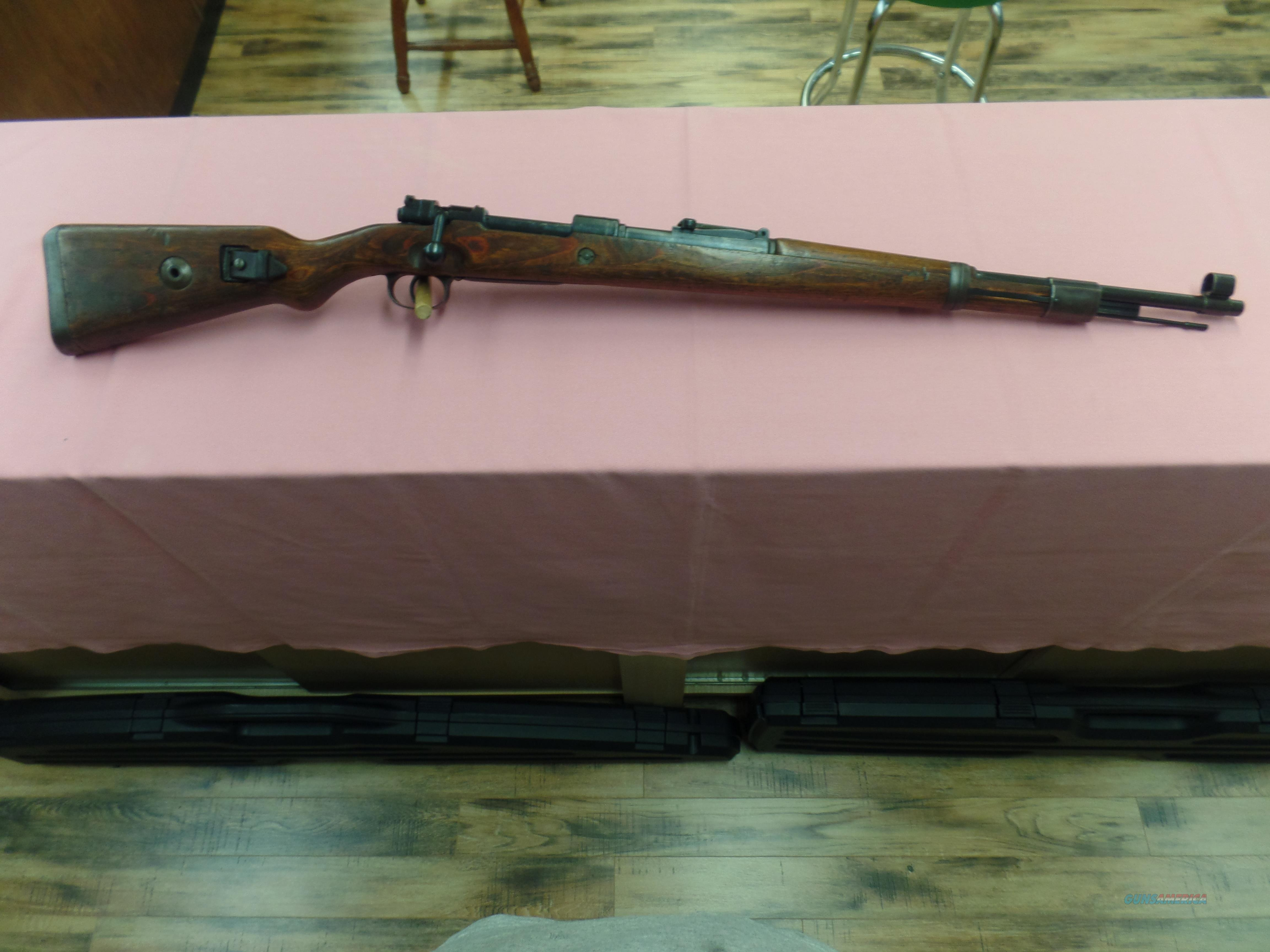 1943 BNZ 43 German K98 Mauser--ALL MATCHING  Guns > Rifles > Mauser Rifles > German