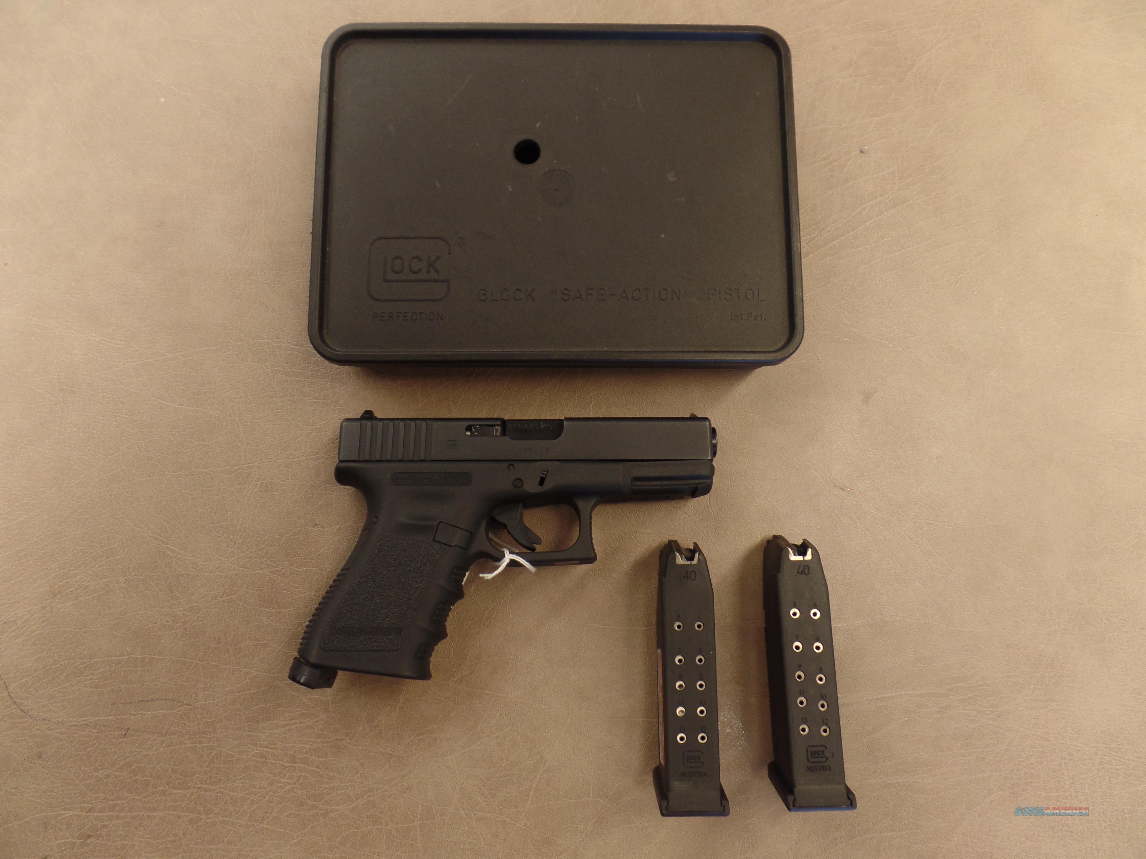 Glock 23   Guns > Pistols > Glock Pistols > 23