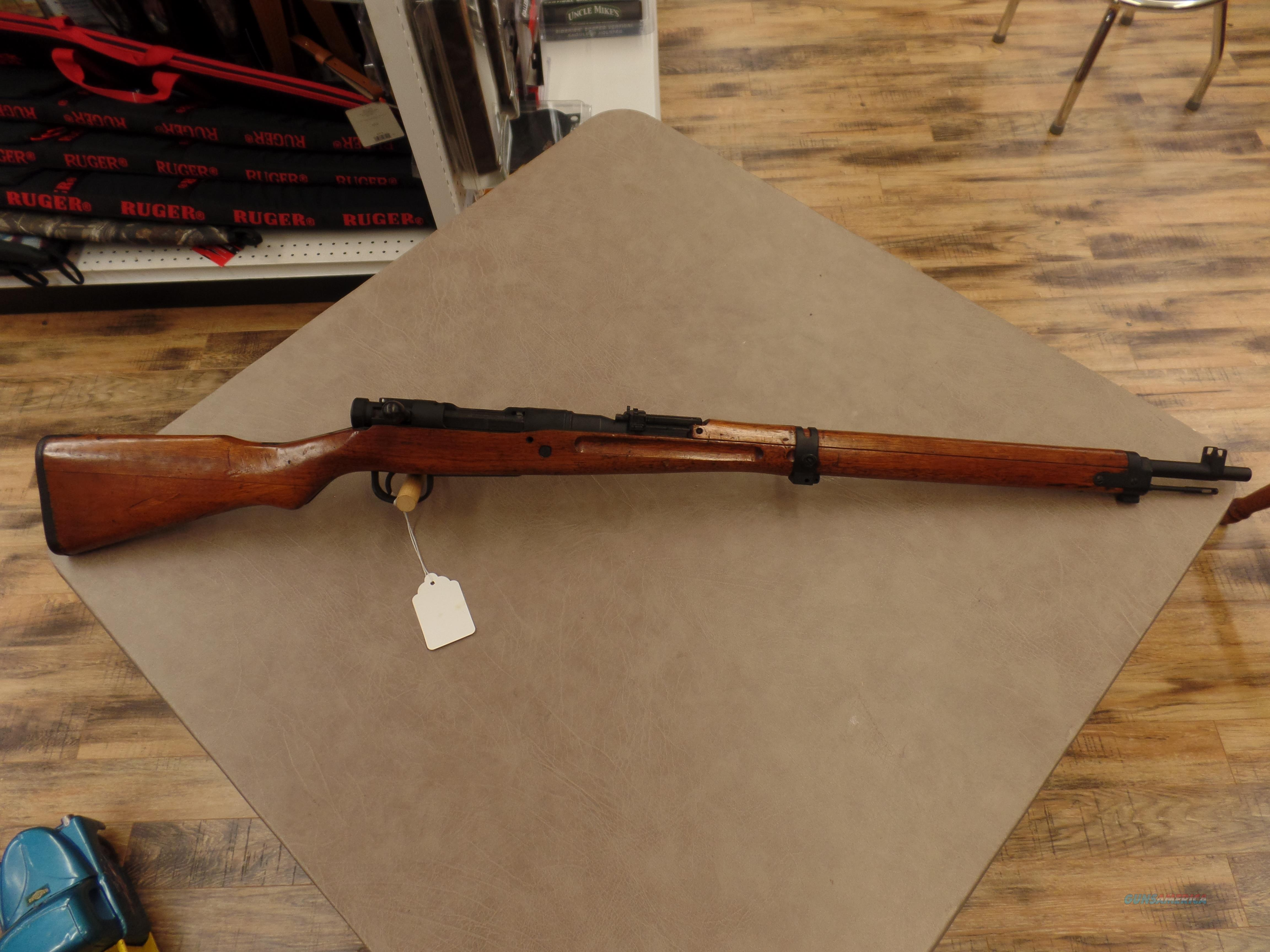 WWII Japanese Model 99  Guns > Rifles > Military Misc. Rifles Non-US > Other