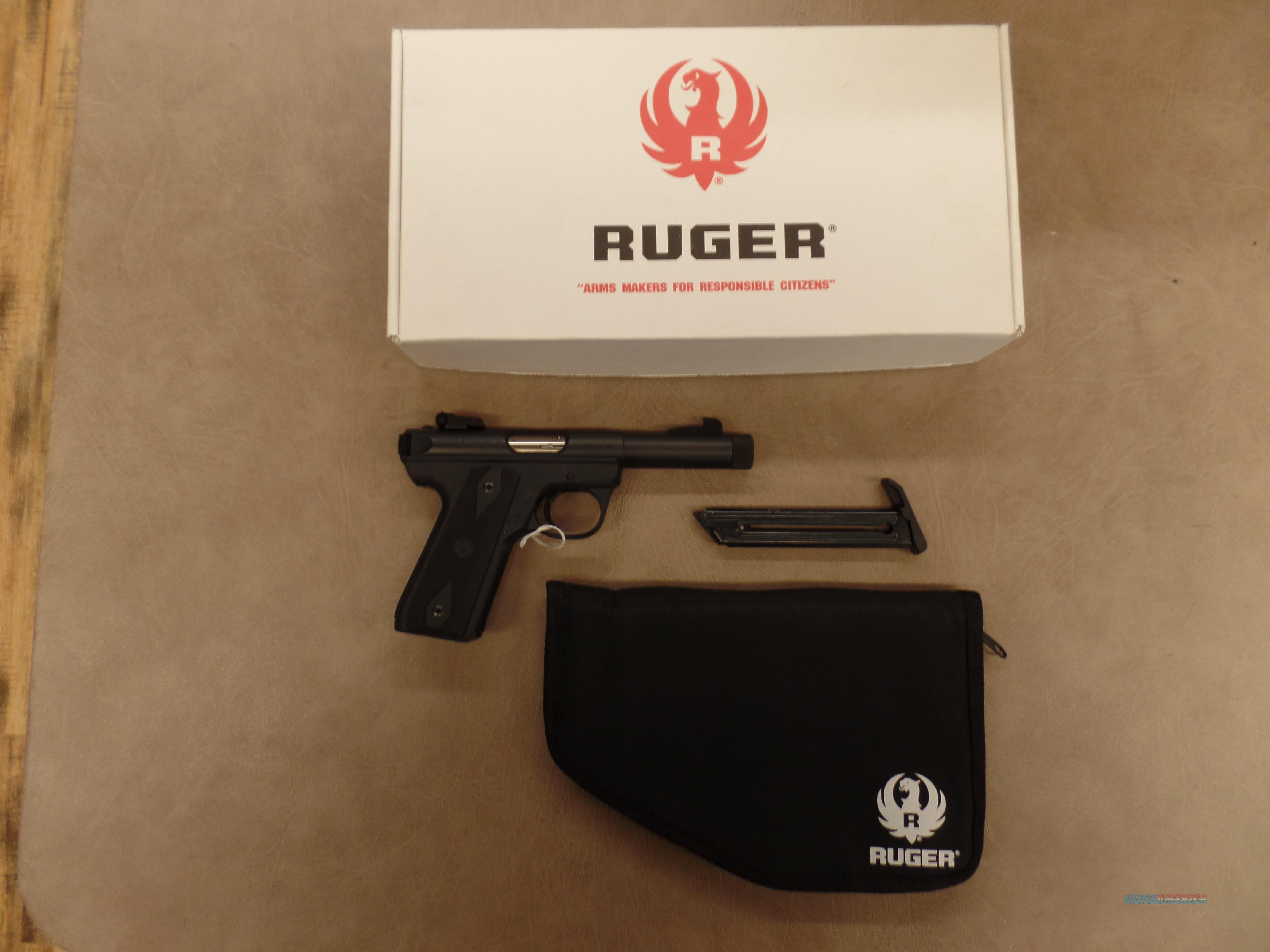 Ruger  Model 22-45 Mark III  Guns > Pistols > Ruger Semi-Auto Pistols > Mark I/II/III Family