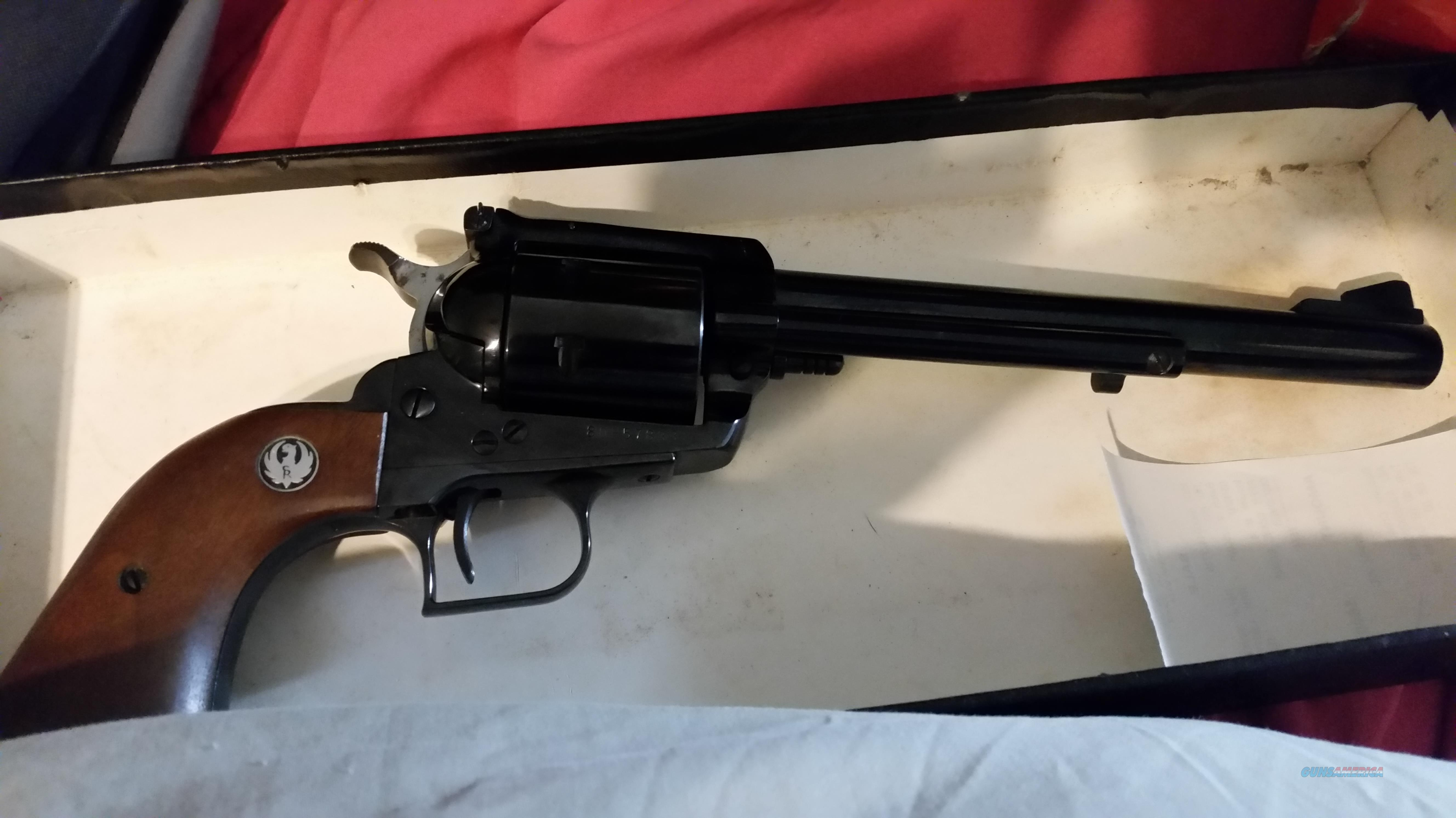 Ruger Old Model Super Blackhawk 44 mag. Unfired 1973   Guns > Pistols > Ruger Single Action Revolvers > Blackhawk Type