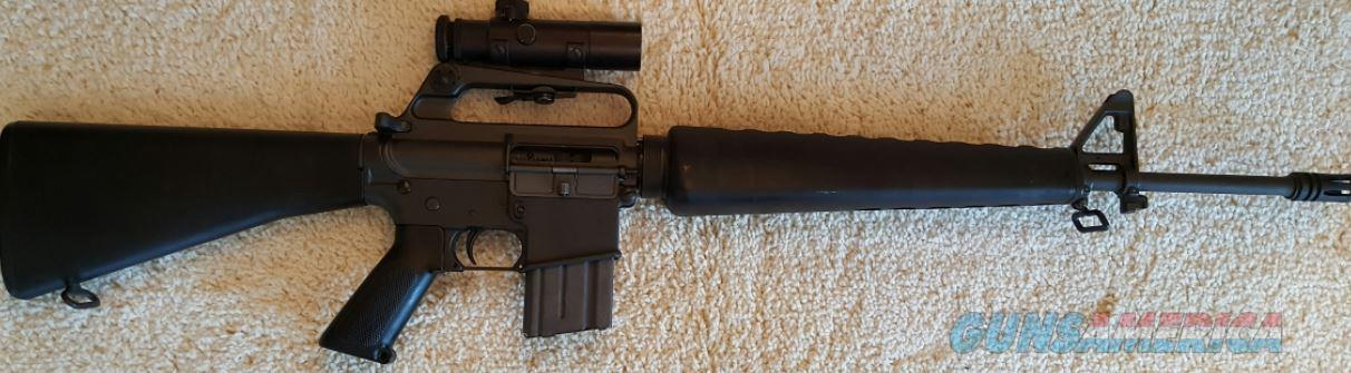 Early model Colt SP1 AR-15  Guns > Rifles > Colt Military/Tactical Rifles