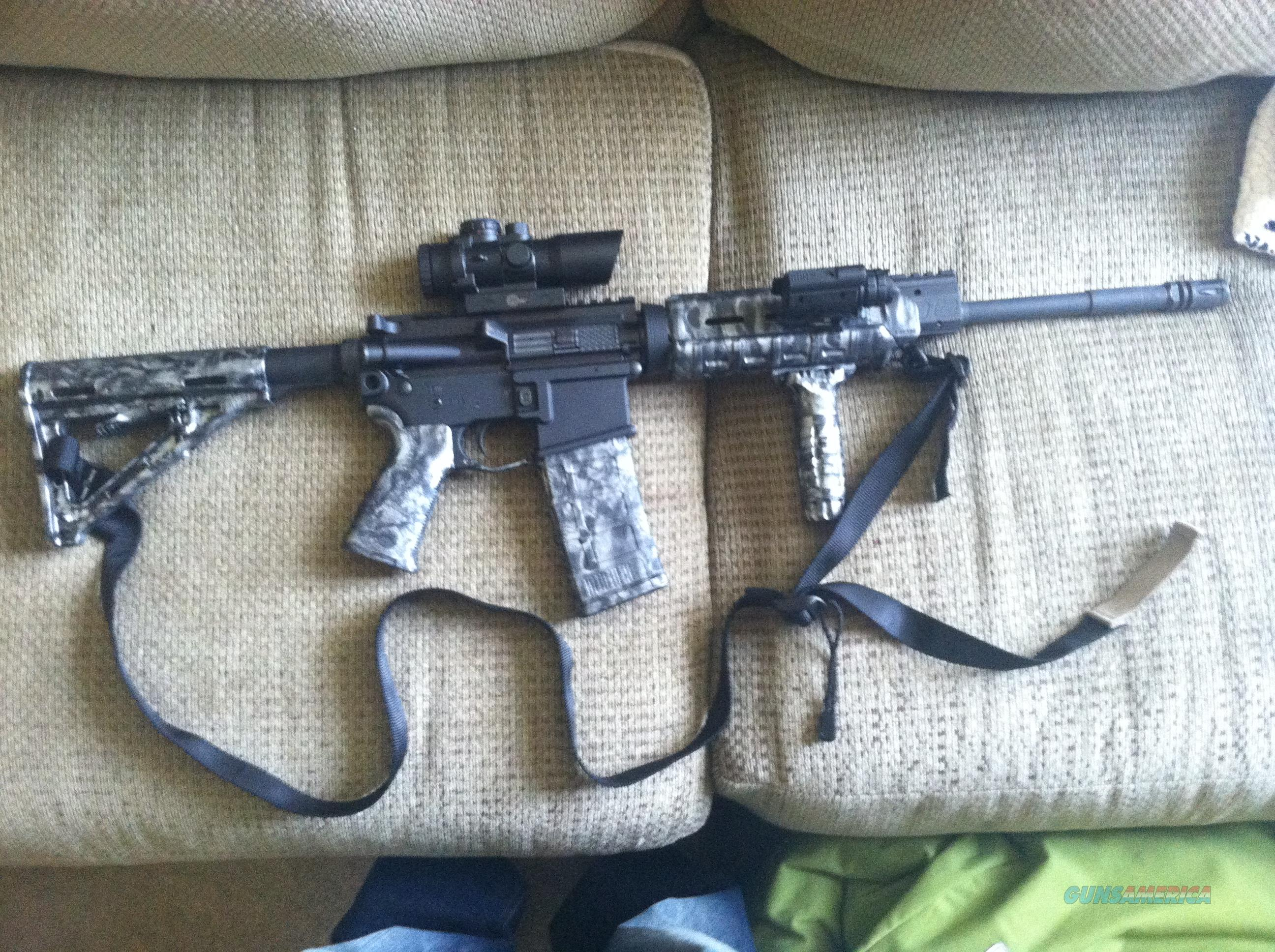 Sig Sauer M400 with extras  Guns > Rifles > Sig - Sauer/Sigarms Rifles