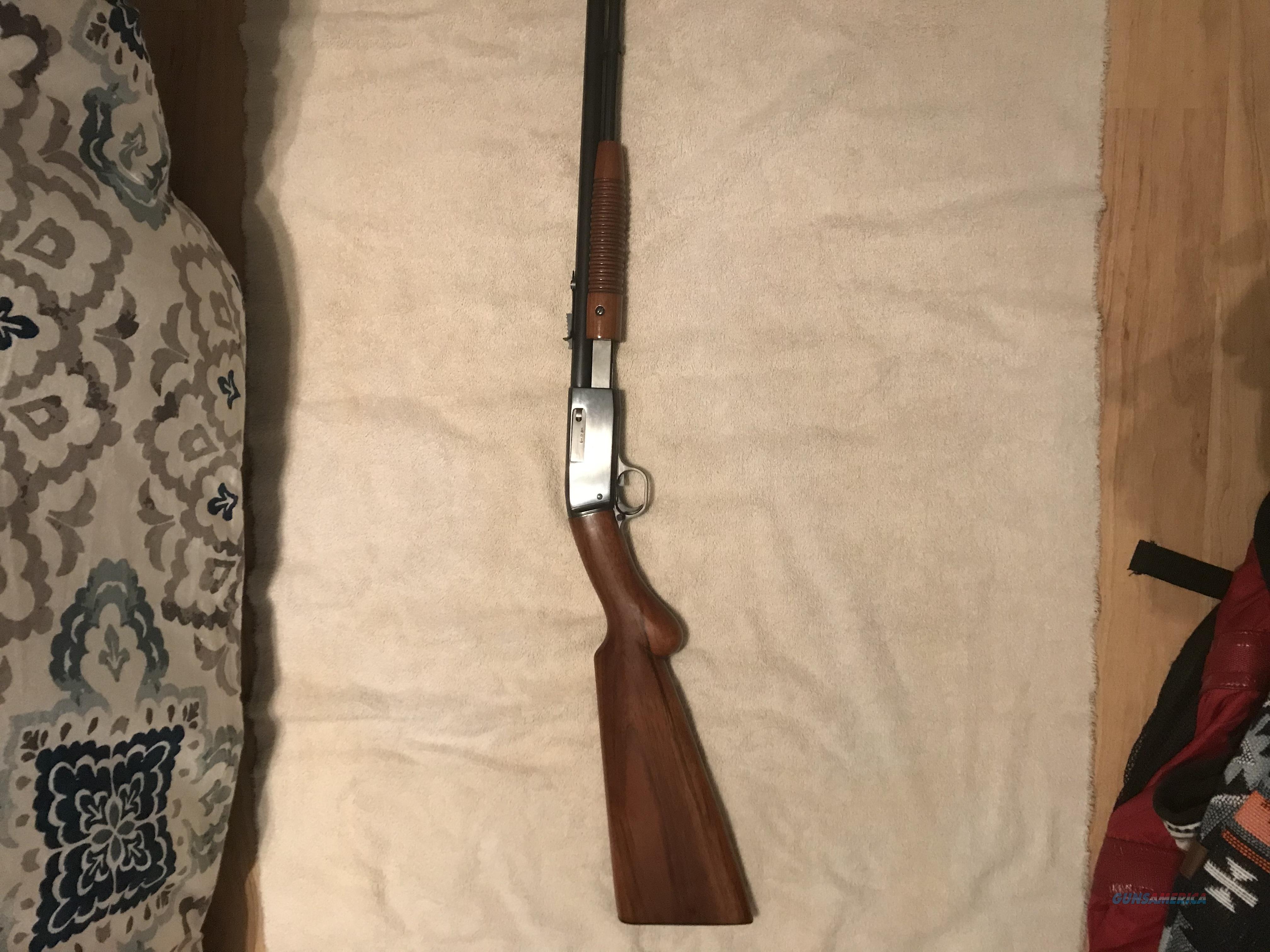 1970 Browning Belgium Trombone   Guns > Rifles > Browning Rifles > Pump Action