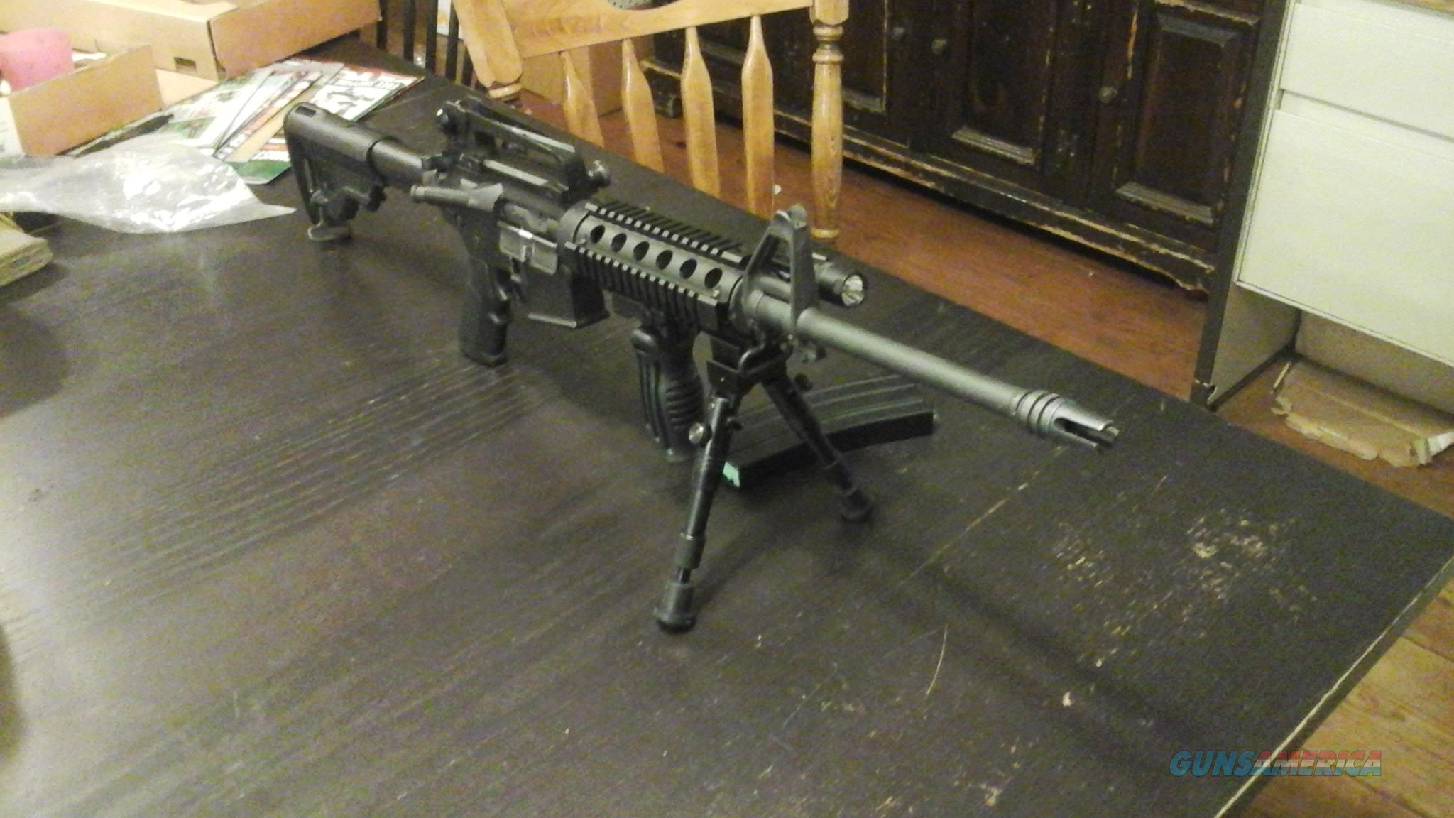 dpms ar-15  Guns > Rifles > DPMS - Panther Arms > Complete Rifle