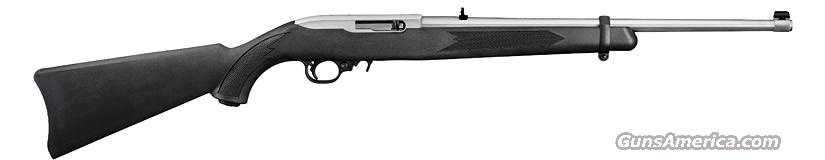 10/22 STAINLESS SYNTHETIC (01256)  Guns > Rifles > Ruger Rifles > 10-22