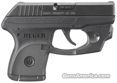 LCP .380 ACP WITH LASERMAX LASER   Guns > Pistols > Ruger Semi-Auto Pistols > LCP
