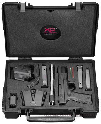 "XDM95259BHC 5.25"" COMPETITION 9MM  Guns > Pistols > Springfield Armory Pistols > XD-M"