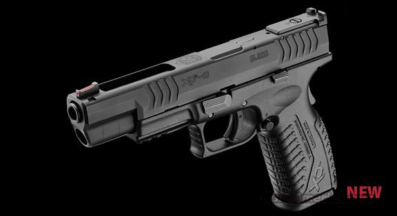 "XDM95259BHC 5.25"" COMPETITION 9MM  Guns > Pistols > Springfield Armory Pistols > XD (eXtreme Duty)"