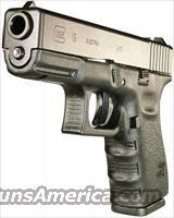 MODEL 19 COMPACT GEN 3 9MM  Glock Pistols > 19