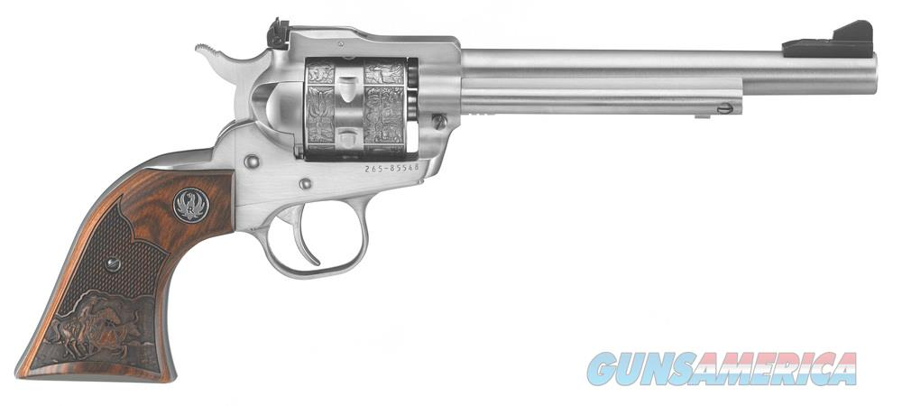 EXCLUSIVE SINGLE SIX CONVERTIBLE TALO COWBOY COMBO 22LR/22MAG  Guns > Pistols > Ruger Single Action Revolvers > Single Six Type