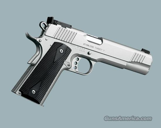 STAINLESS TARGET II 9MM LUGER  Guns > Pistols > Kimber of America Pistols