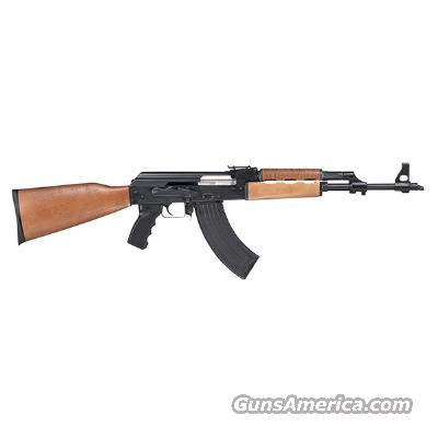 RI2087-N AK47 7.62X39 WOOD STOCK  Guns > Rifles > Century International Arms - Rifles > Rifles
