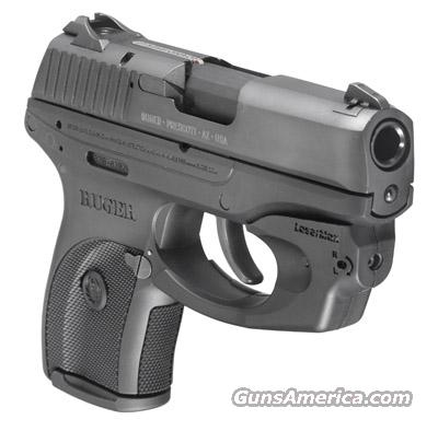 LC9-LM 9MM LUGER W/LASERMAX  Guns > Pistols > Ruger Semi-Auto Pistols > LCP