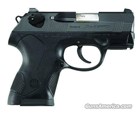 PX4 SUB-COMPACT 9MM 2-13 RND MAGS  Guns > Pistols > Beretta Pistols > Polymer Frame