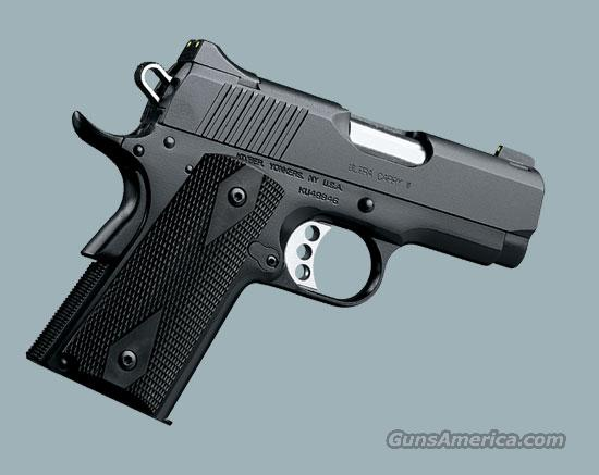 "ULTRA CARRY II/NIGHT SIGHTS 3"" .45 ACP  Guns > Pistols > Kimber of America Pistols"