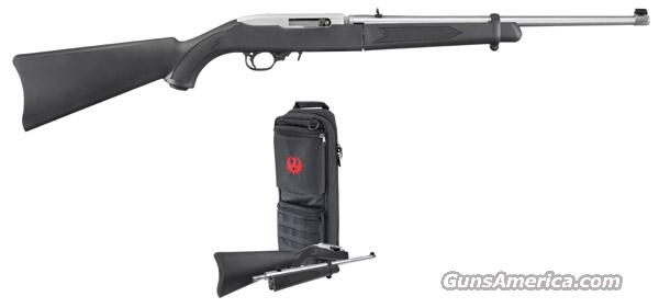 10/22 STAINLESS TAKEDOWN .22 LR K10/22-TD  Guns > Rifles > Ruger Rifles > 10-22