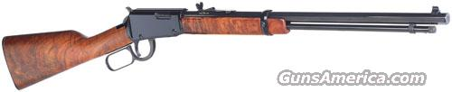 H001TV FRONTIER MODEL .17 HMR  Guns > Rifles > Henry Rifle Company