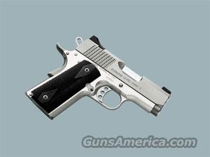 "STAINLESS ULTRA CARRY II 3"" .45ACP  Guns > Pistols > Kimber of America Pistols"