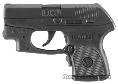 LCP-CT .380 ACP WITH LASER GRIP  Guns > Pistols > Ruger Semi-Auto Pistols > LCP