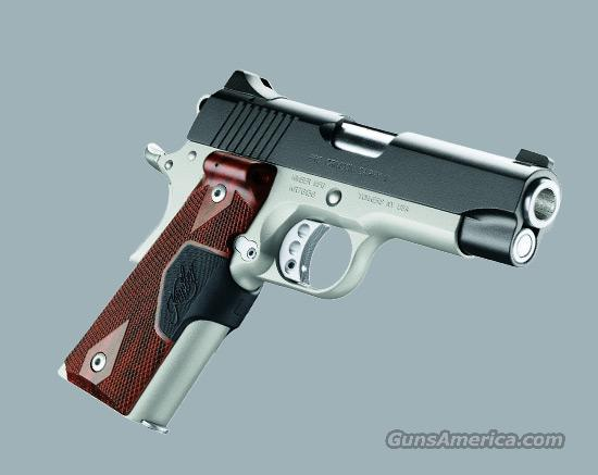 "PRO CRIMSON CARRY II 4"" WITH LASER GRIPS  Guns > Pistols > Kimber of America Pistols"